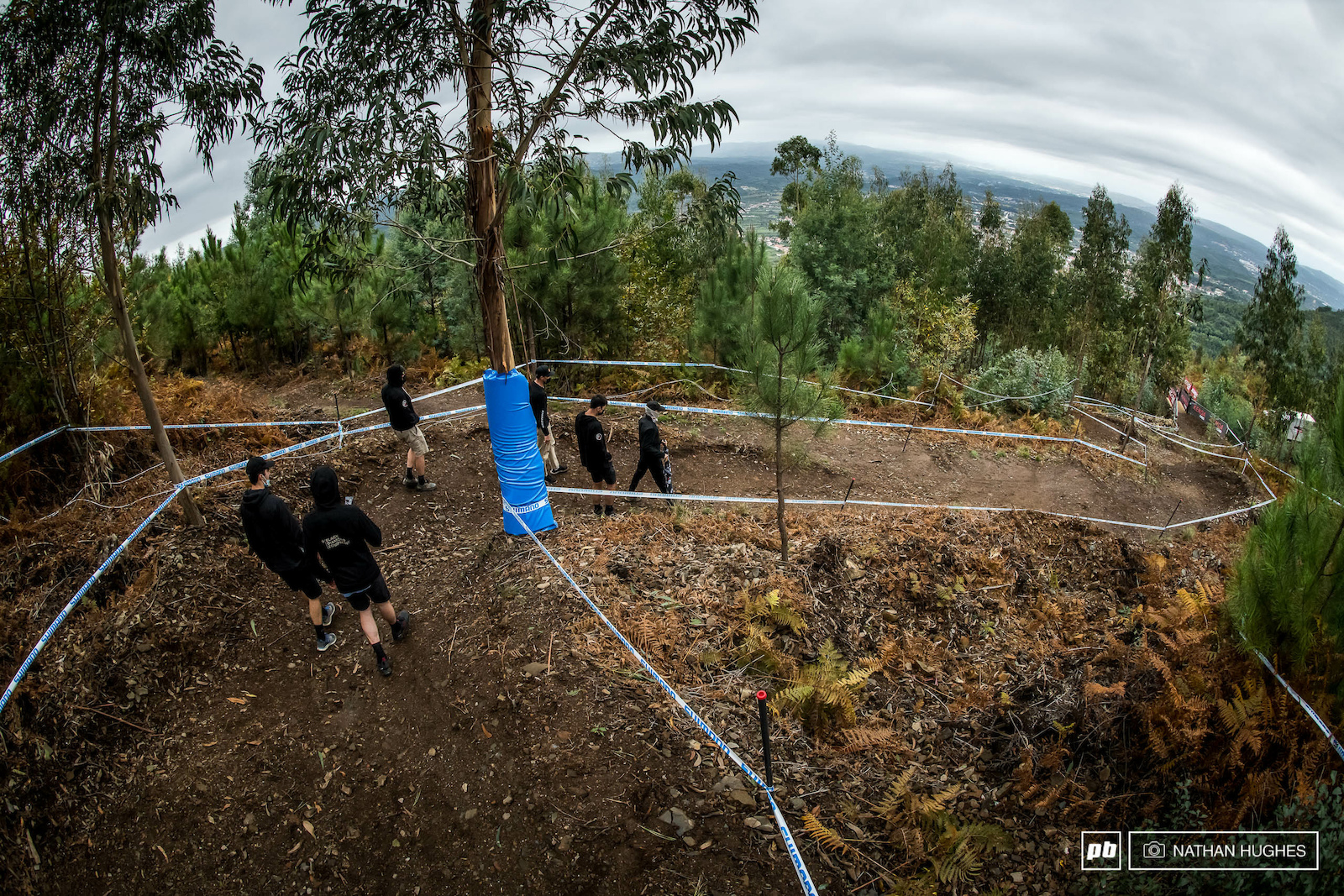 Lousa is one fast and fun looking DH course no bones about it.