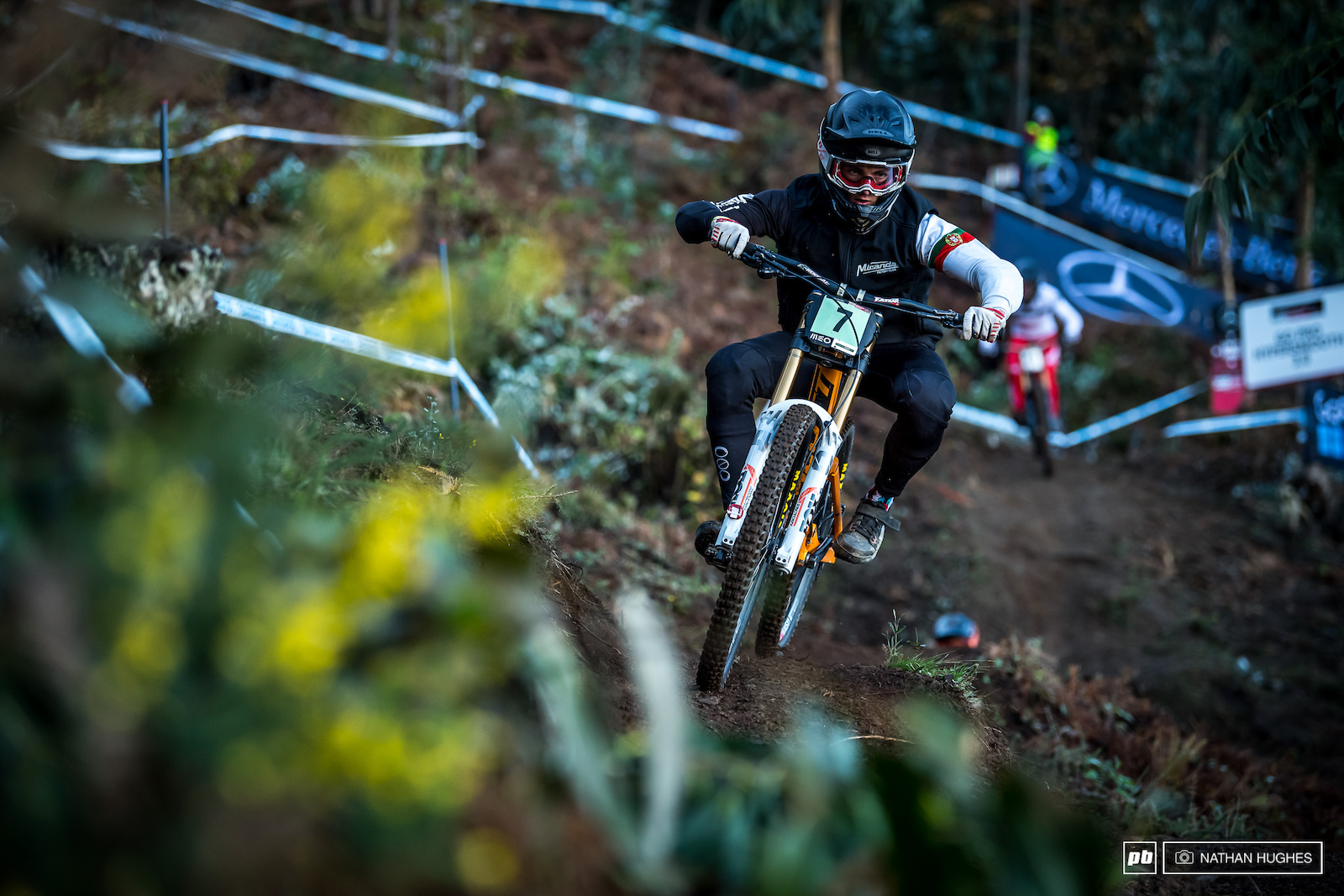 What a ride from Portuguese junior Goncalo Bendeira snatching the top qualie spot off favourite Oisin O Callaghan.
