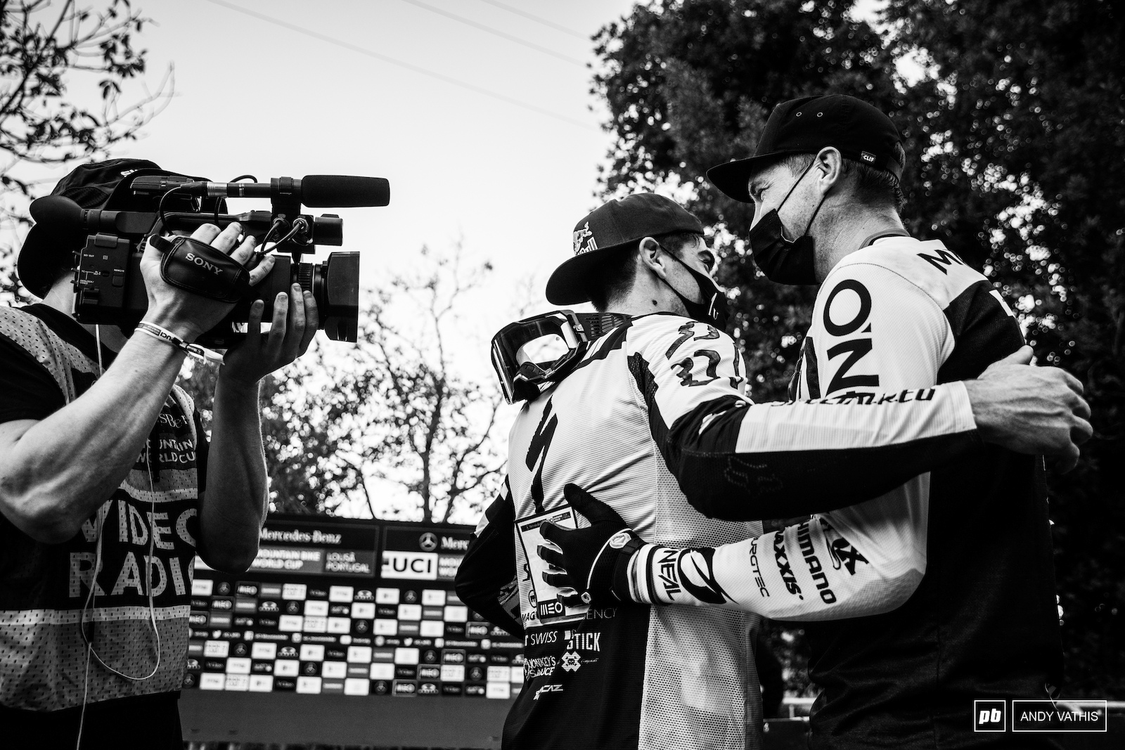 Lot s of respect between these two and today was no different. Greg got his. It s game on for the final round.