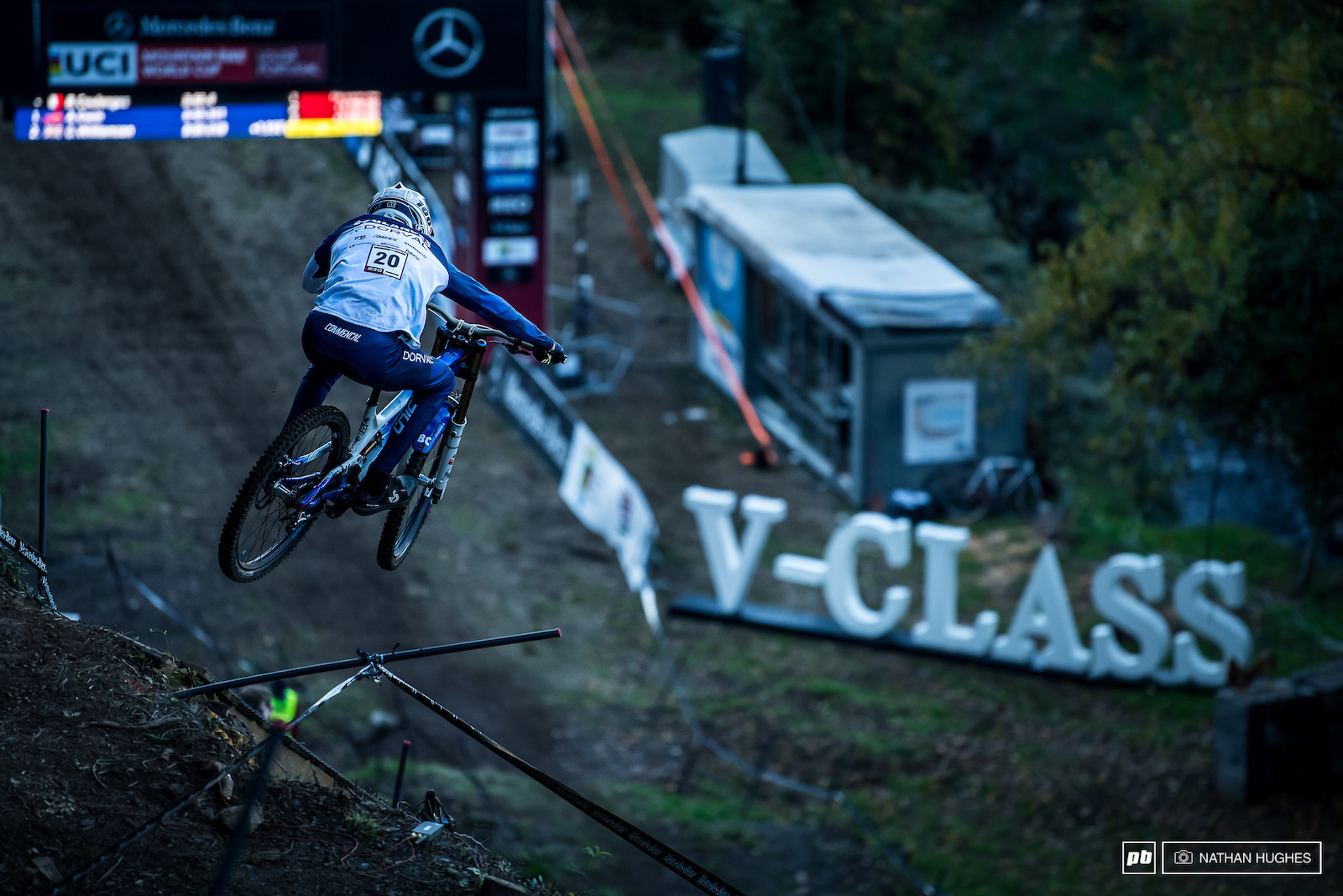 Benoit Coulanges cracks the World Cup top 10 in style with P7.