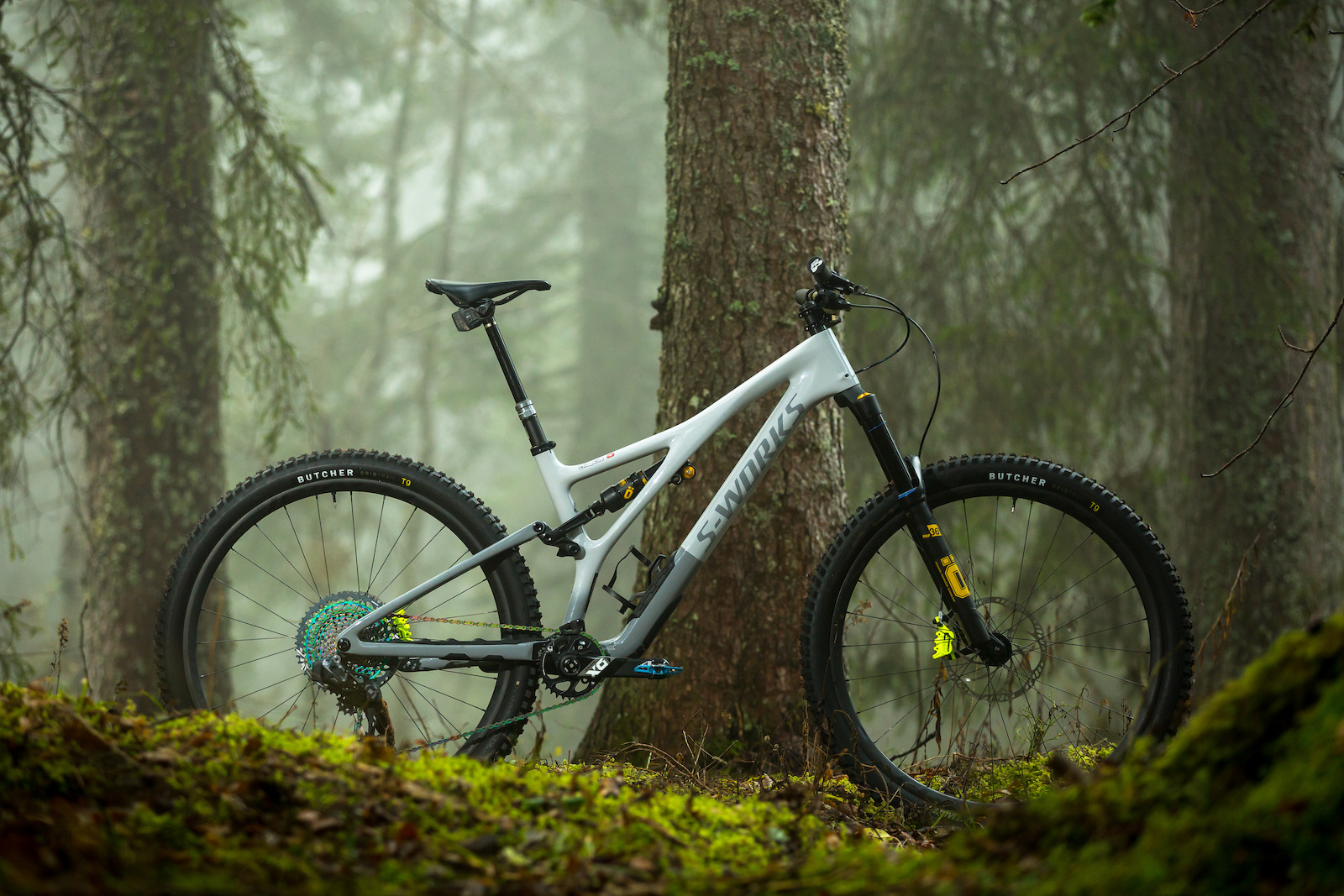 Max Chapuis 2021 Specialized Stumpjumper