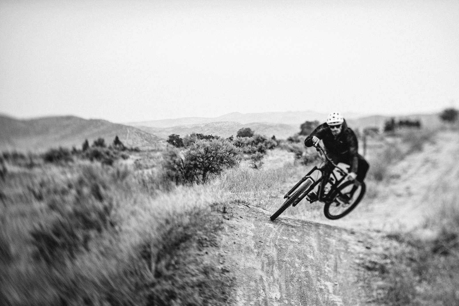 The endless rollers and berms at the Eagle Bike Park make this spot a hub for the local mountian bike community in Boise and surrounding areas.