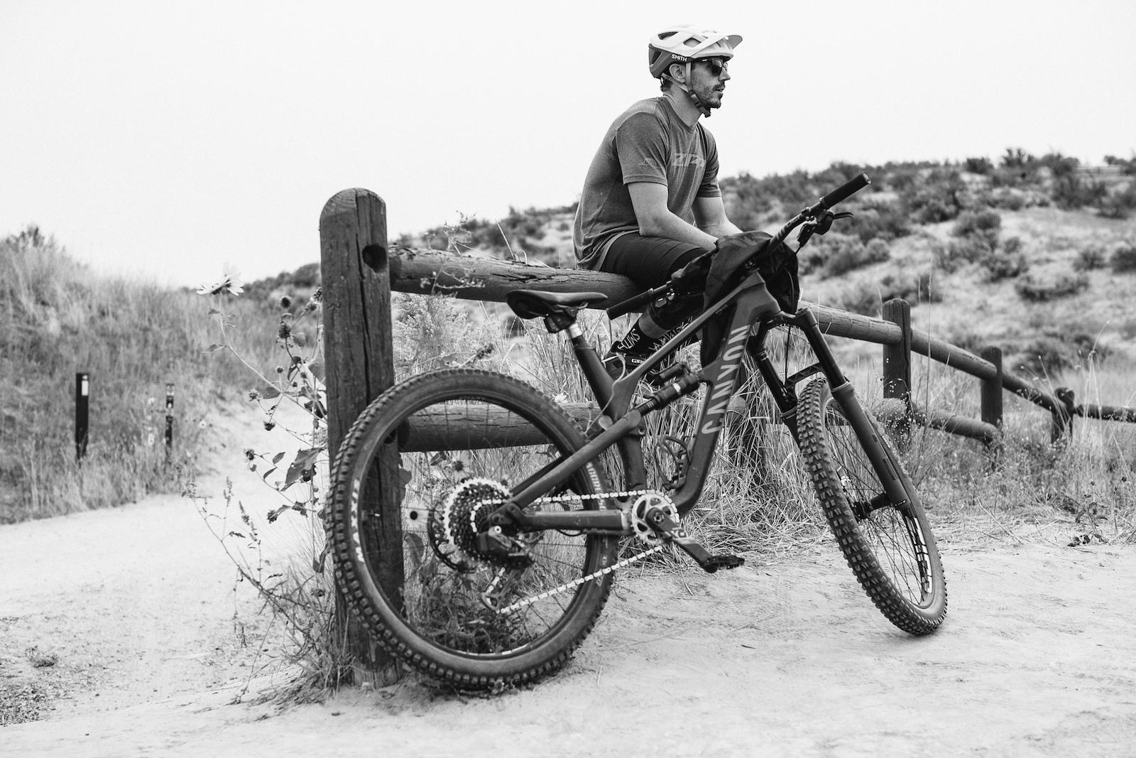 For former BMX racer Braydon Bringhurst the Eagle Bike Park is the perfect training ground to hone the unique style he s brought to mountian biking.