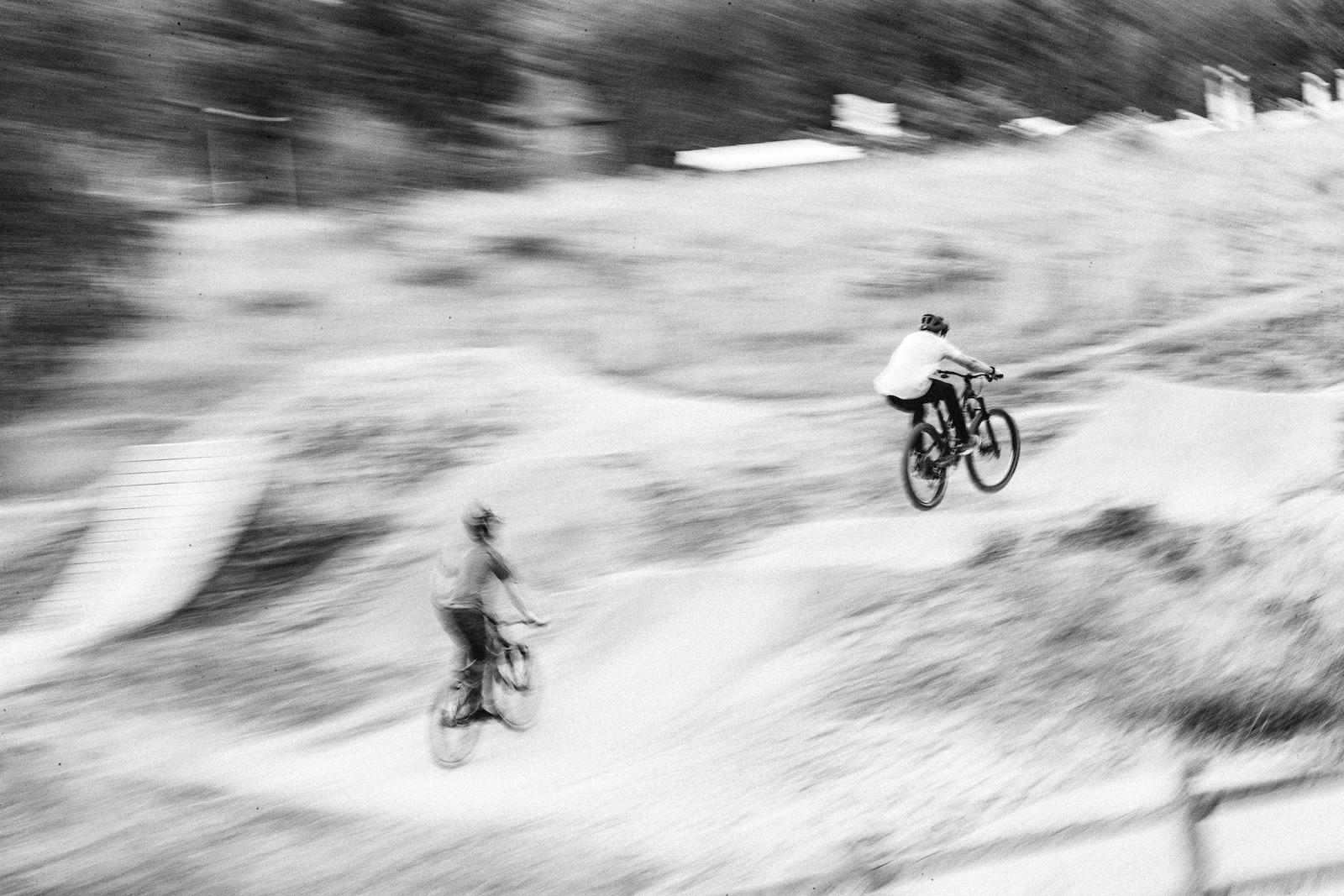 The Boise Bike park has quickly become a hub for riders in Boise.