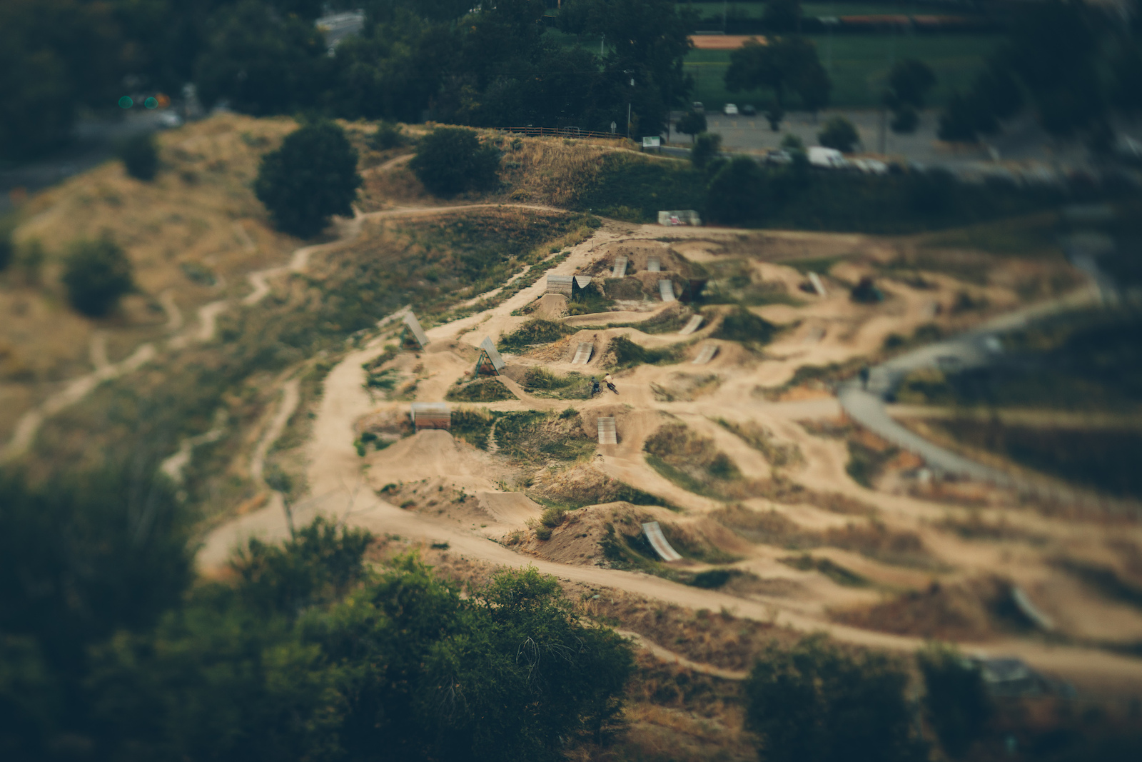 The Boise Bike Park has transformed this space and made it a bussling hub with riders of all ages and skill levels.