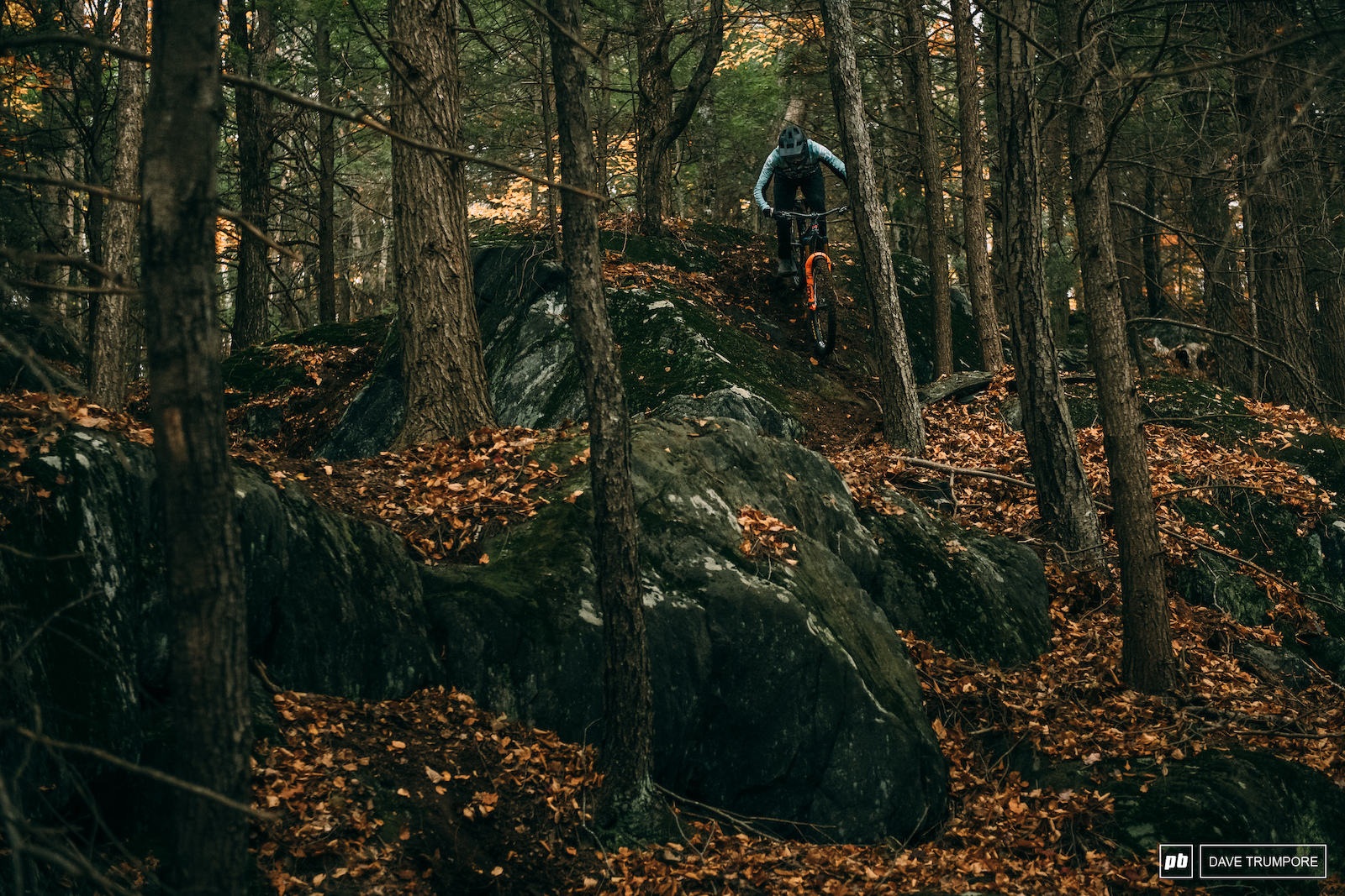 Peter Ostroski - Thunder Mountain Bike Park