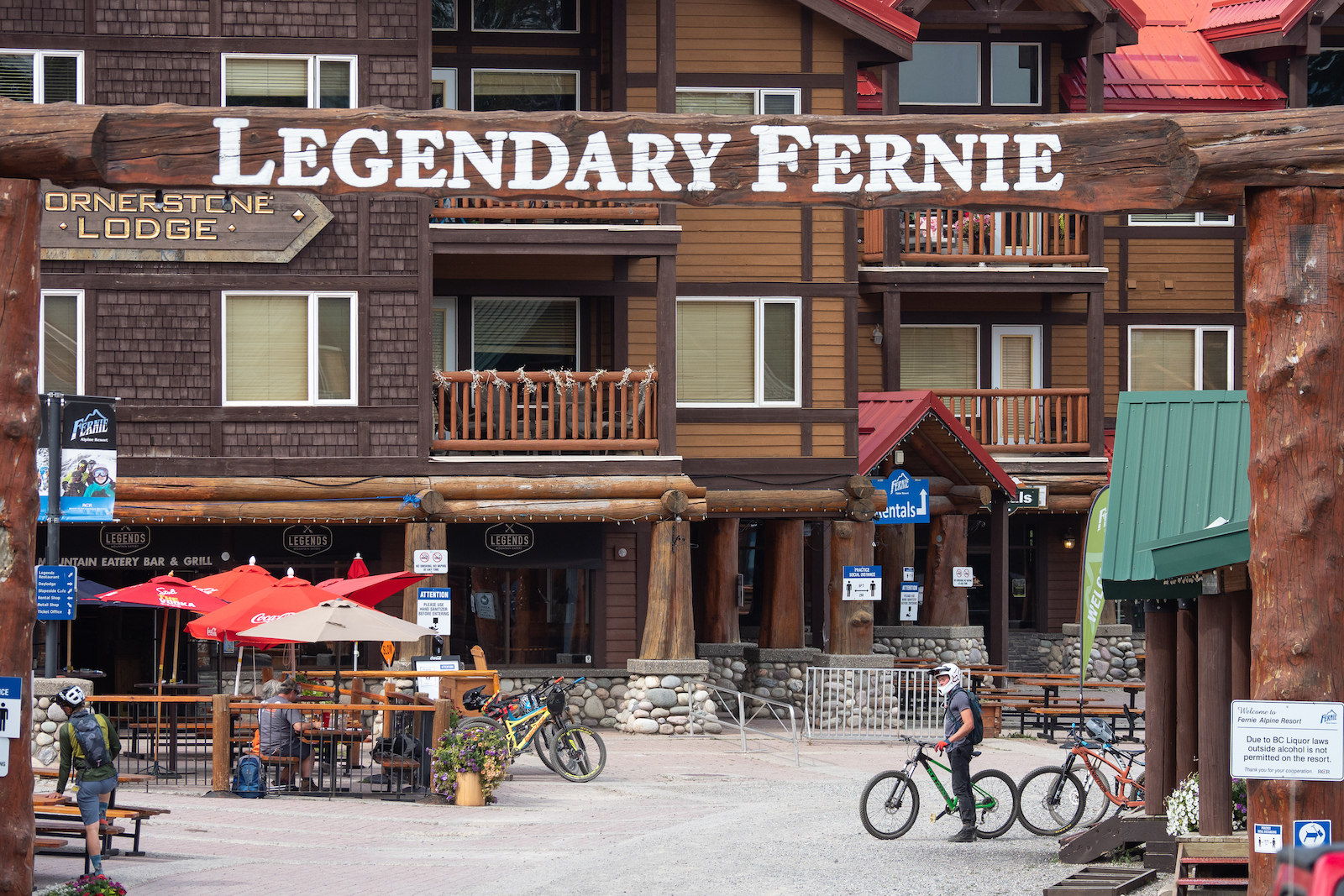 Legendary Fernie is right