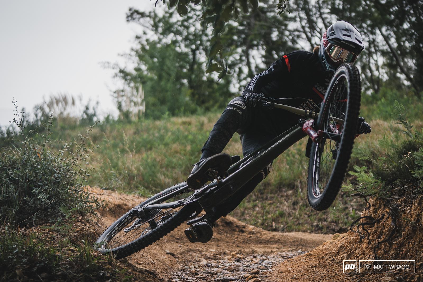 Lapierre Team Camp 2021. Mandelieu France Photo by Matt Wragg