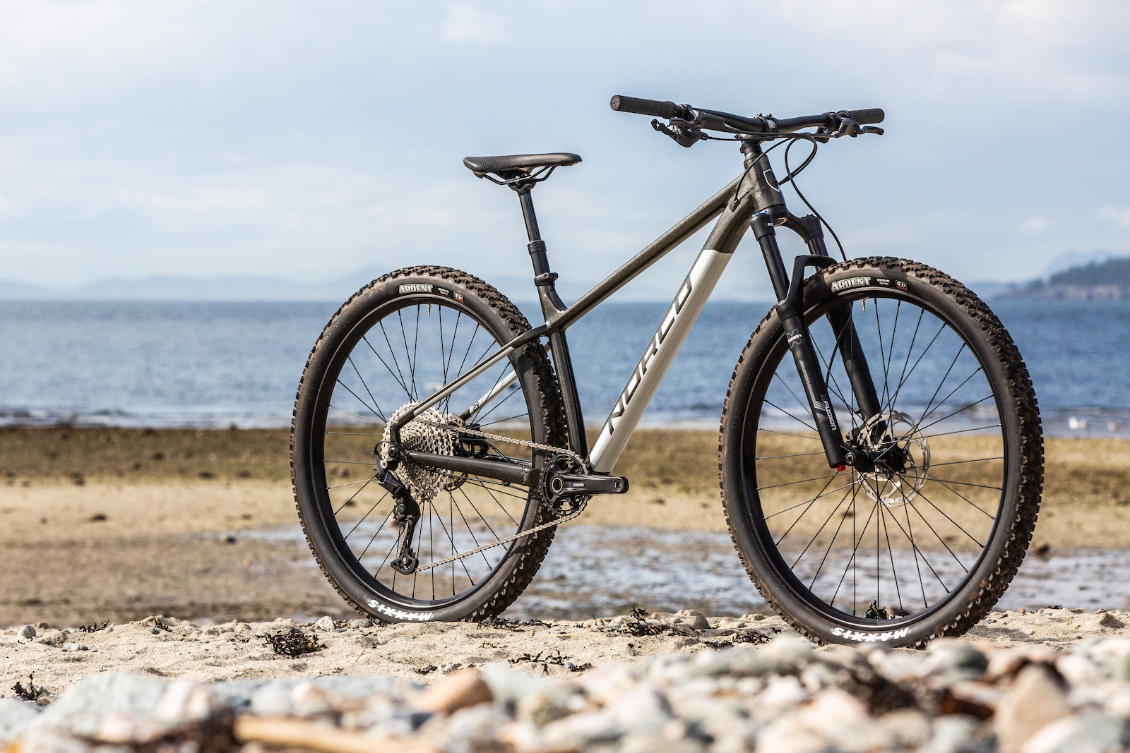 Norco Fluid HT 1. Photo by Tom Richards