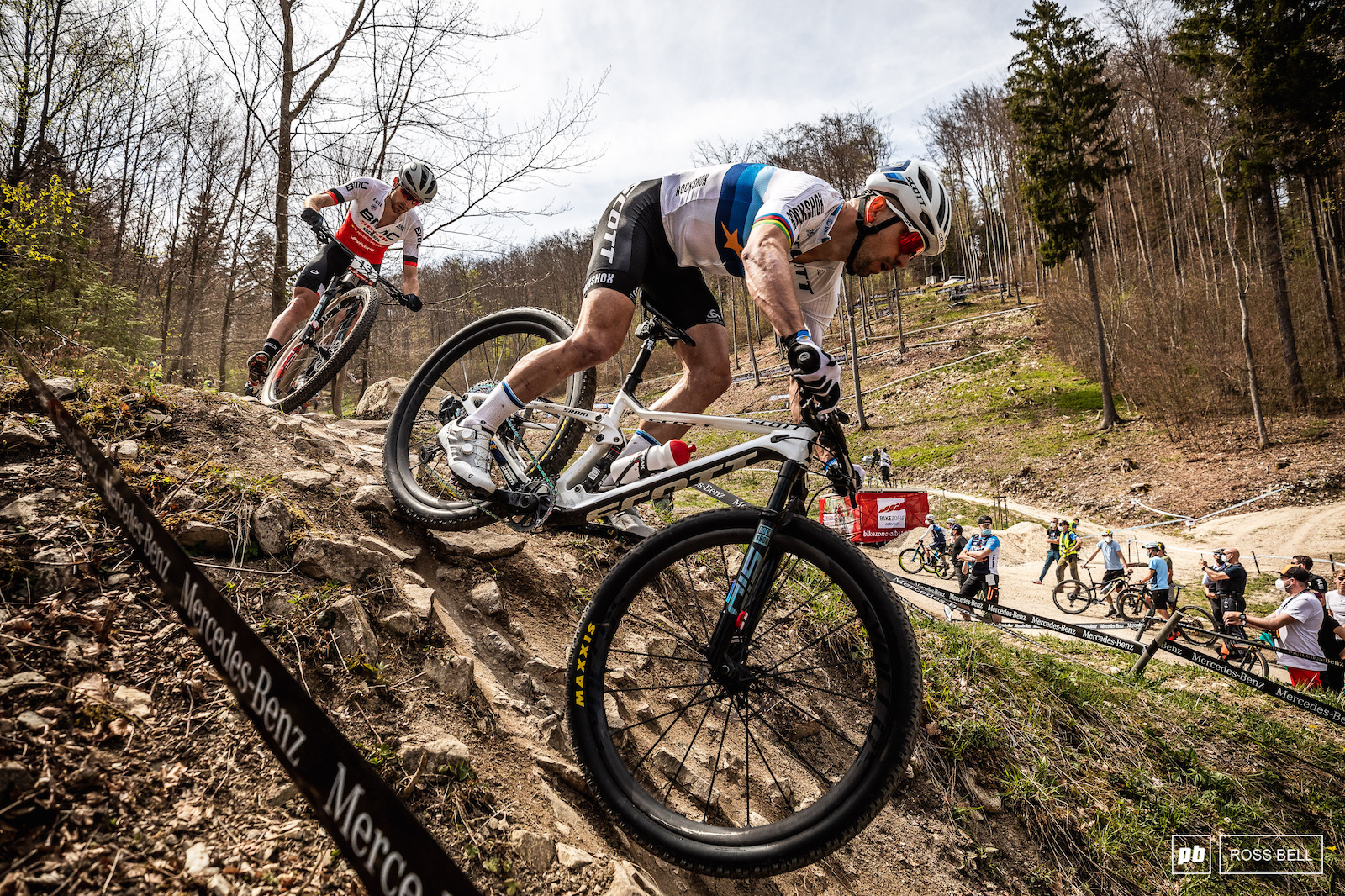 It s not often that Nino Schurter leads into the final lap and doesn t convert that into a victory.