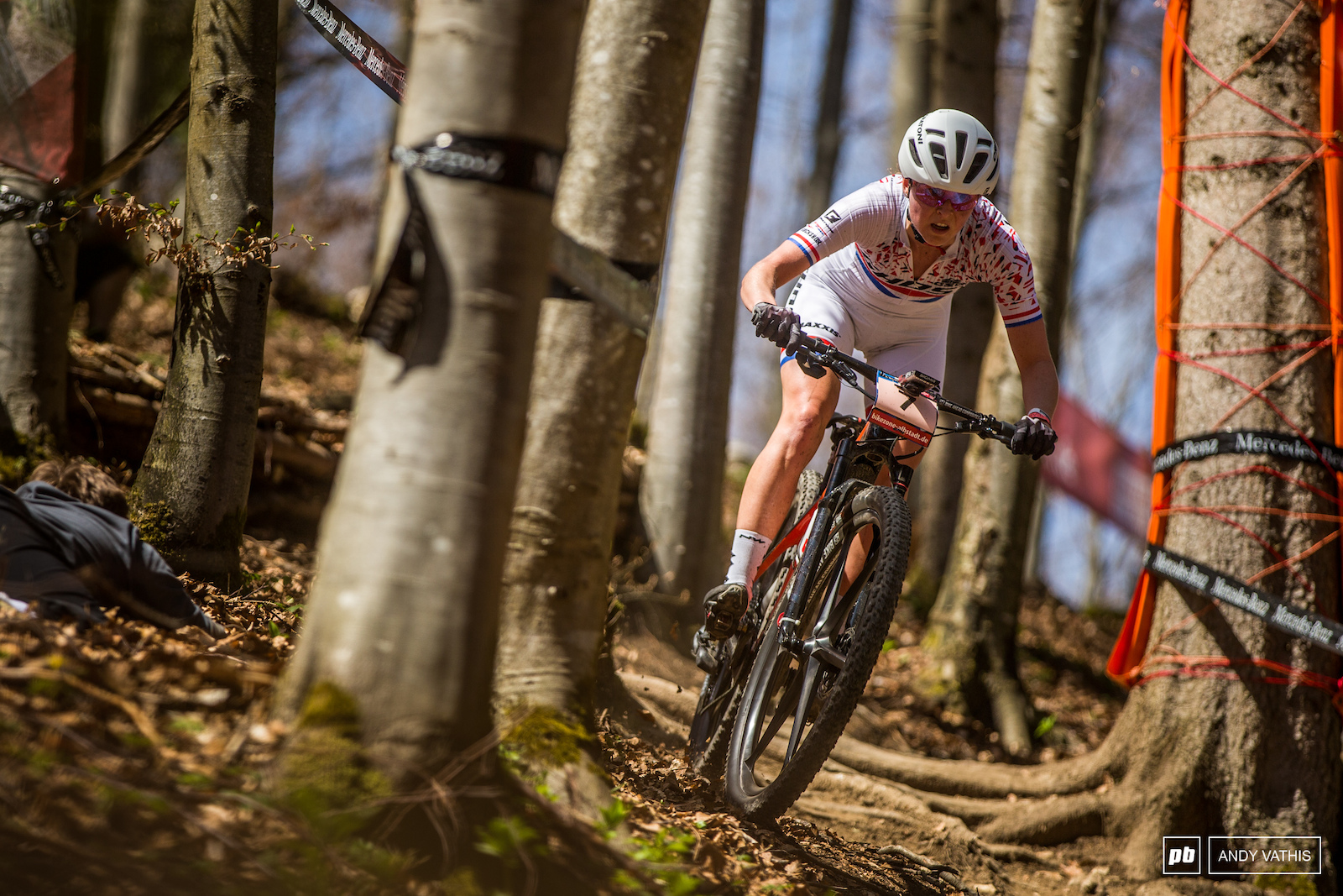 Missing the podium by one spot Anne Terpstra would like that one back in Nove Mesto.