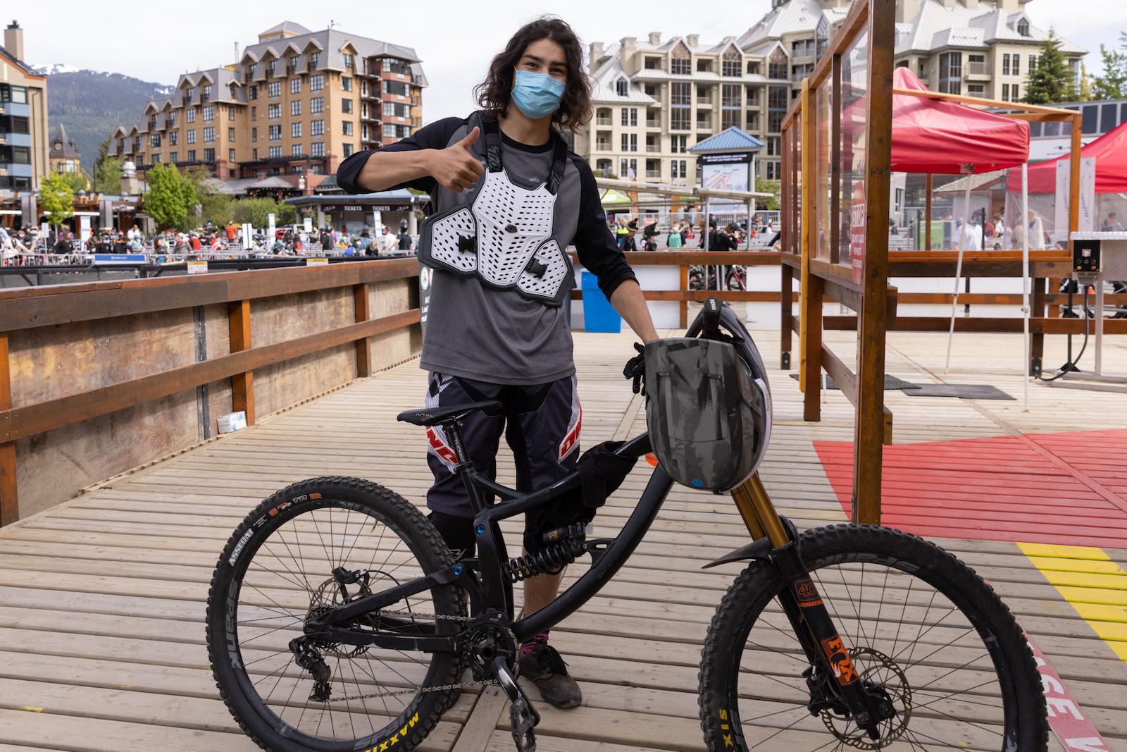 Whistmas 2021 Bike Checks.