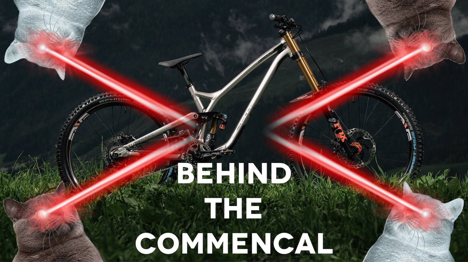 Behind the Commencal Title Image