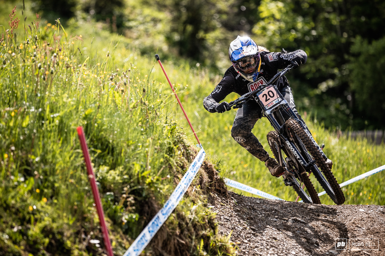 Vali H ll will be seeking redemption for last years crash and the disappointment of missing out on World Champs.