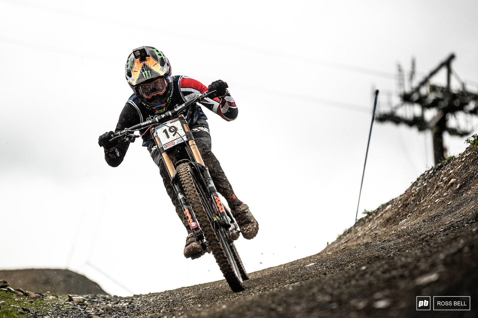 Danny Hart is tackling his first World Cup under the Cube banner.