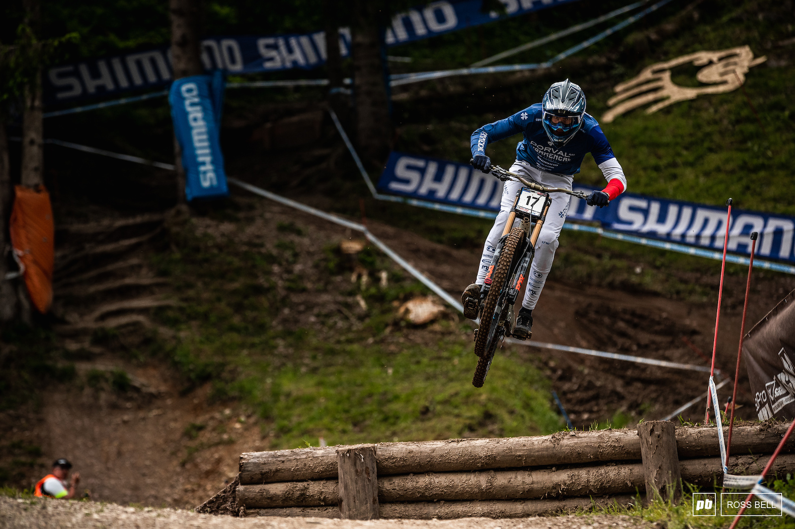 Benoit Coulanges has always been a threat and today he finally got that elusive World Cup podium he d been chasing.