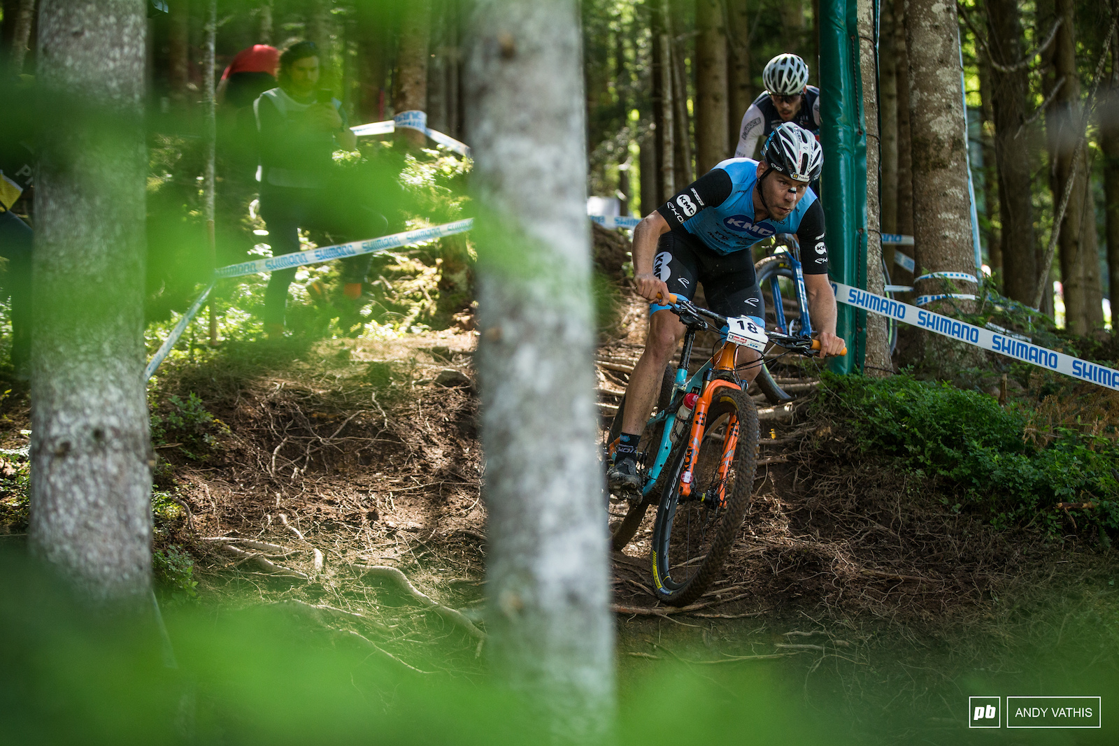 Sixth today for Thomas Litscher coming oh so close to passing Dascalu for the last podium step.