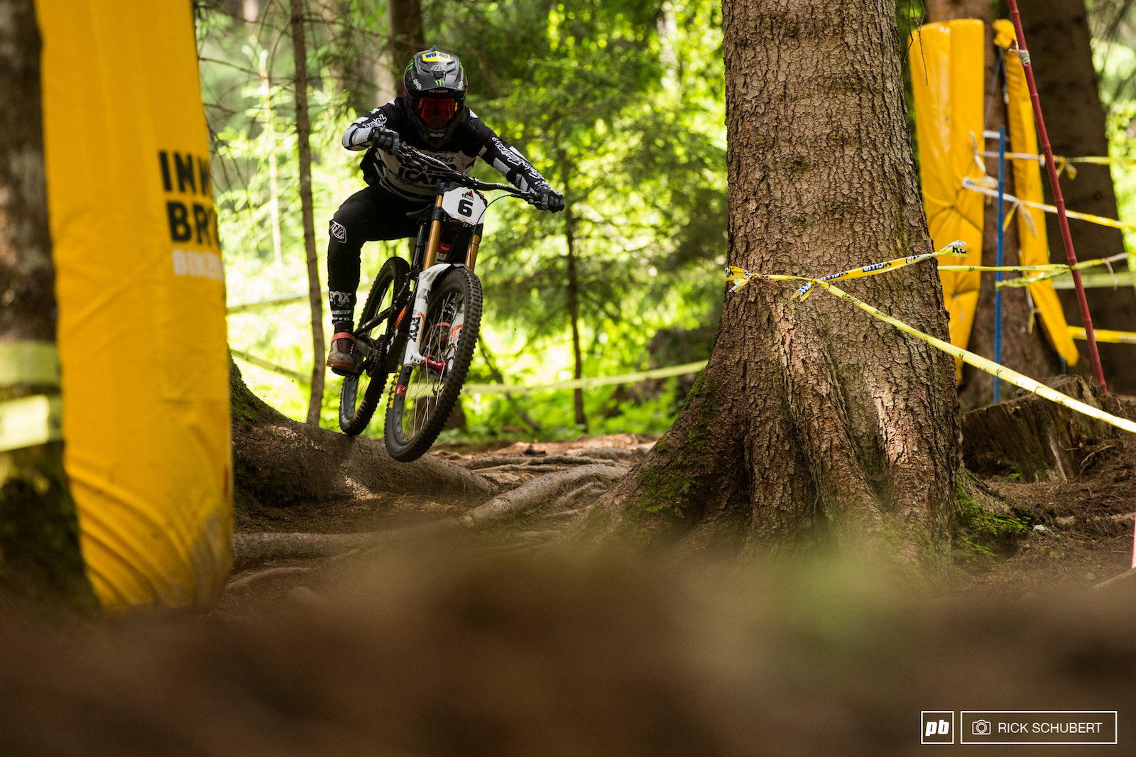 Luca Shaw is coming closer to be on the podium. A great progress from Leogang to an 8th place finish in Innsbruck.