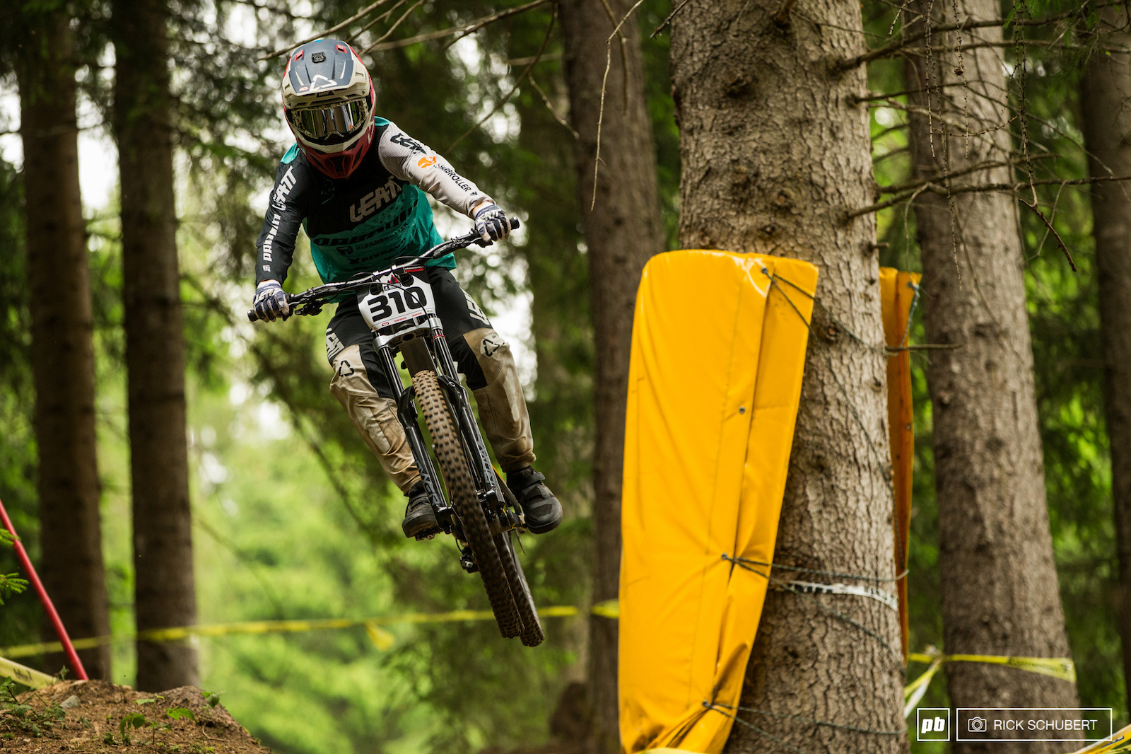 Remy Meier Smith is riding his first year of juniors and is looking pinned