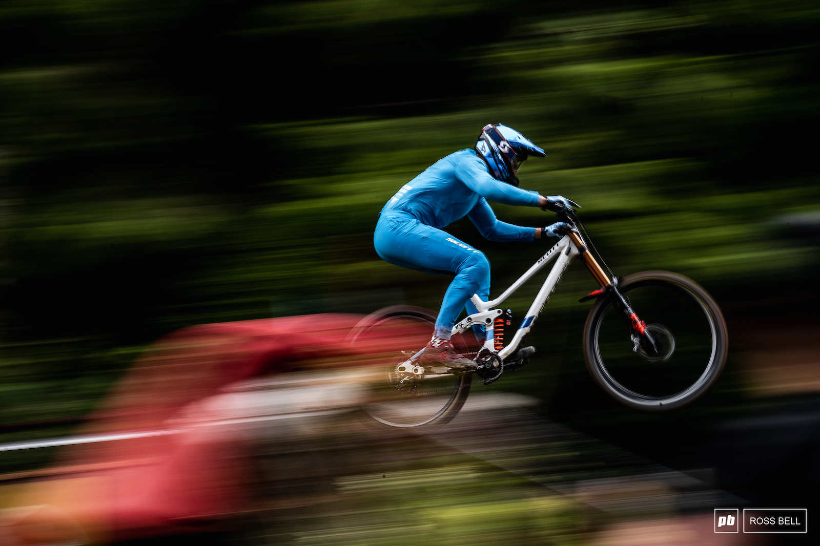 Dean Lucas back racing World Cups and back in the top 10.