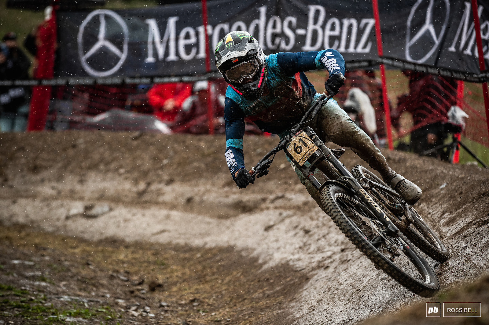 On paper a 25th placed finish for Loris Vergier isn t a great result but given the conditions he faced that was one hell of a ride.