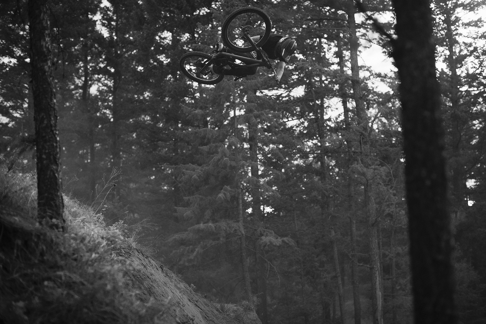 Soren Farenholtz in Kamloops British Columbia Canada