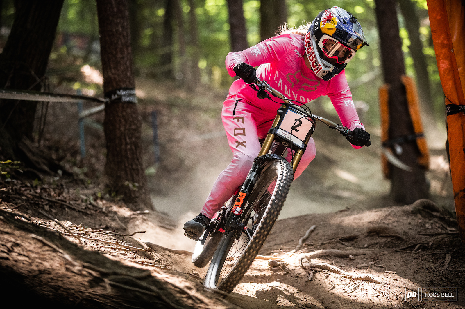 You can expect to see Tahnee Seagrave move up the order tomorrow.