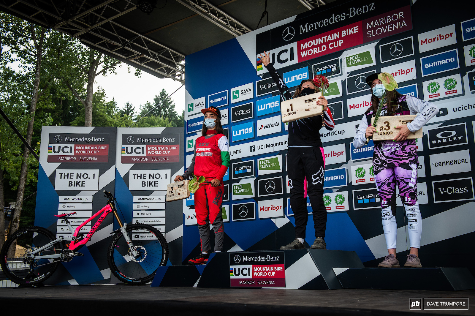 Phoebe Gale took her second win of the season in Junior Women
