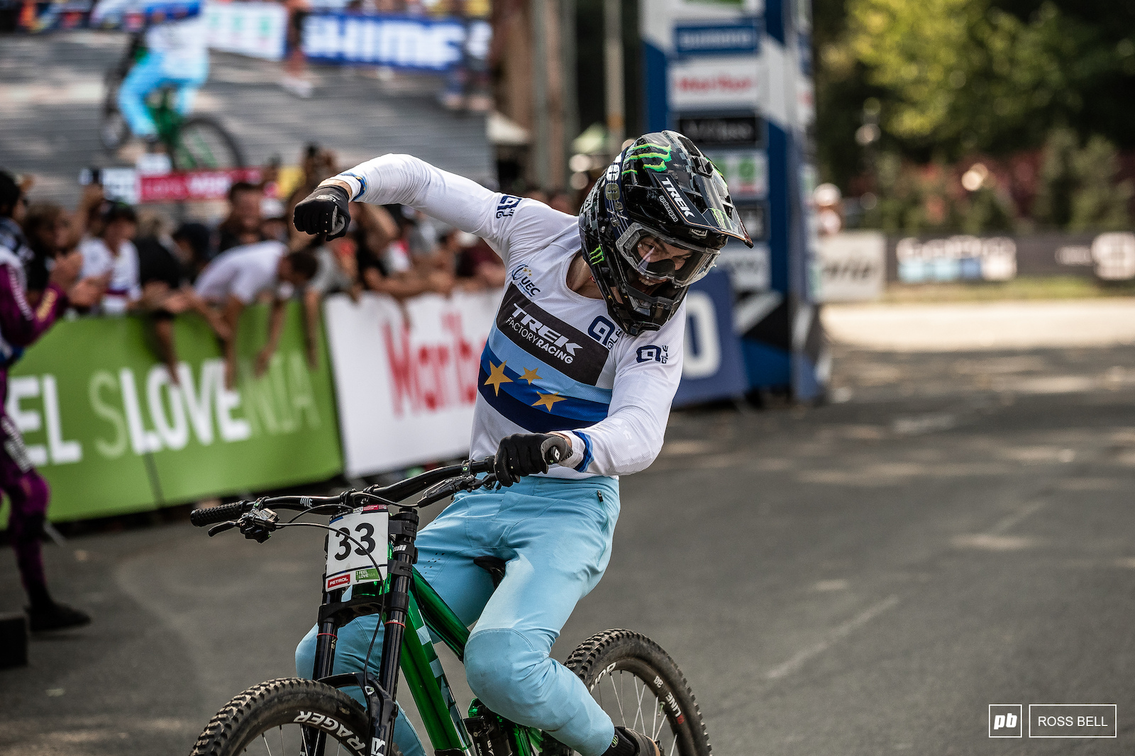 Loris Vergier finally got to tackle a race run in anger in 2021 and delivered the goods.
