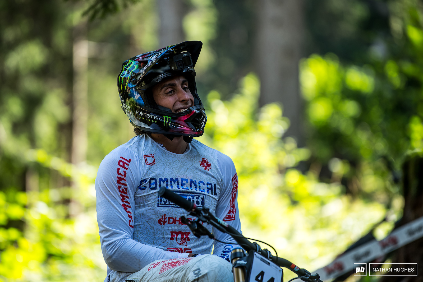 Great to see the man and myth Amaury Pierron back on track and getting up to speed for the remains of the 21 season.