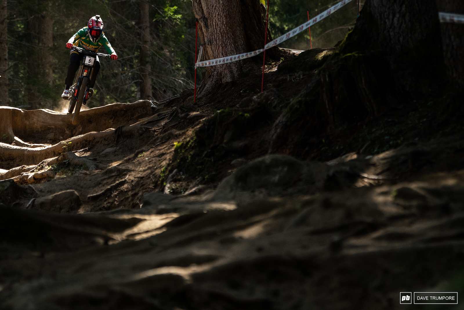 Greg Minnar looking to take home his first World Champs medal since 2015
