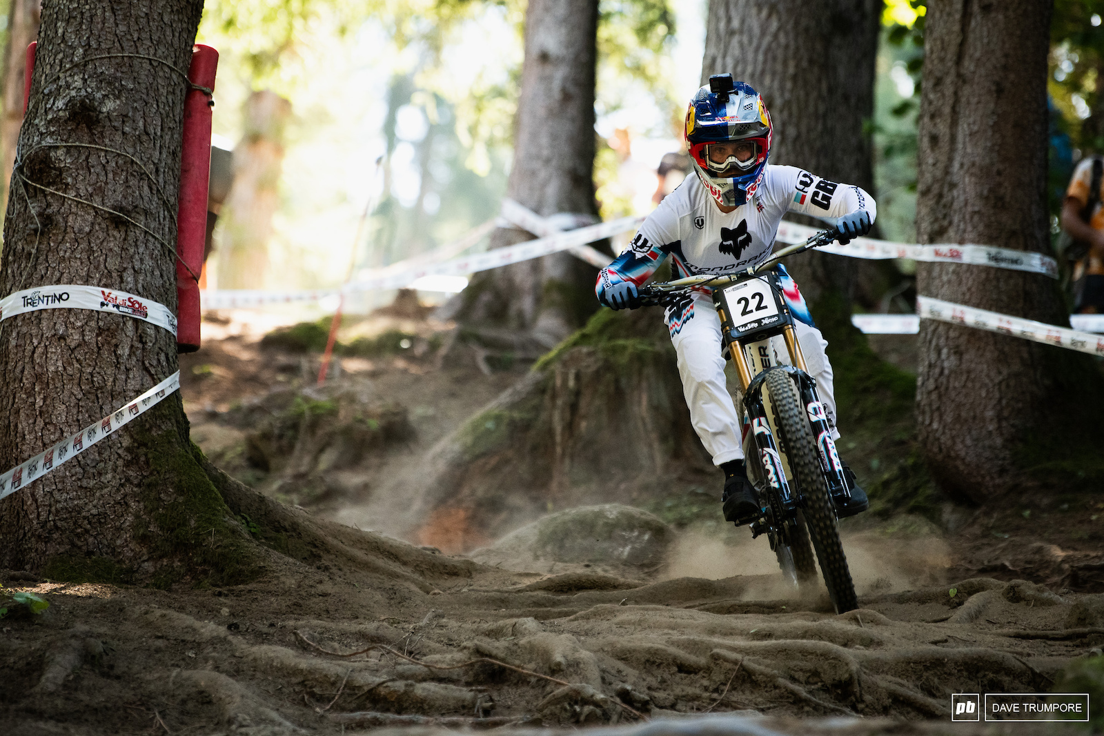 Laurie Greenland is on form currently and has always done well in Val di Sole