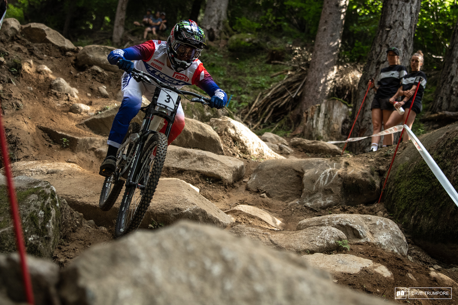 Loris Vergier fresh of a win in Maribor looks fast and confident