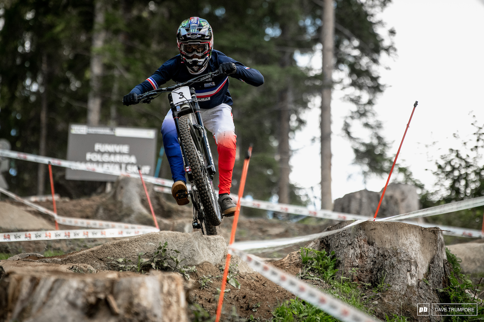 Carrying the form from his win in Maribor two weeks again Lorids Vergier topped the time sheet in qualifying