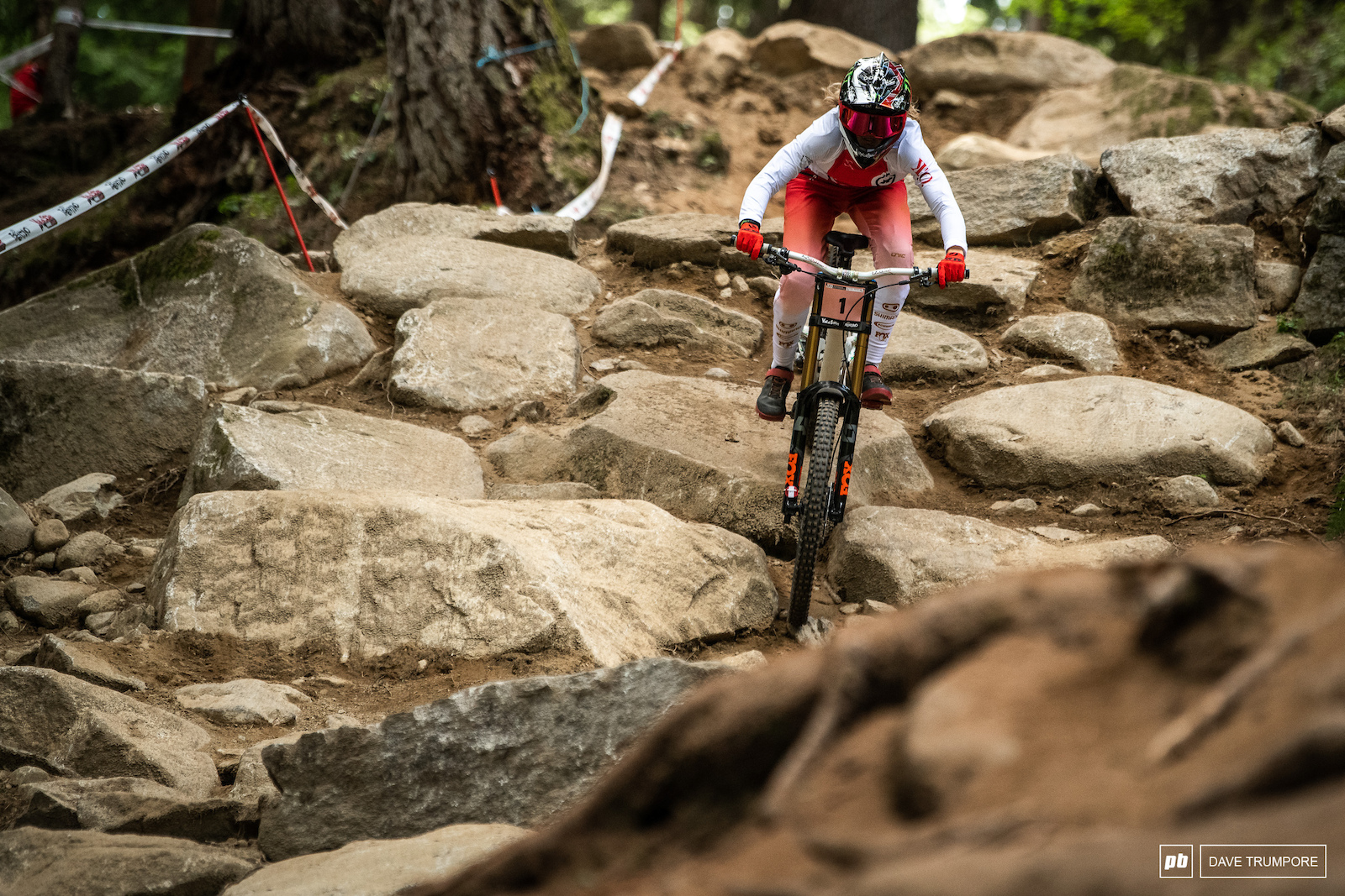 Defending World Champ Camille Balanche would qualify in 3rd