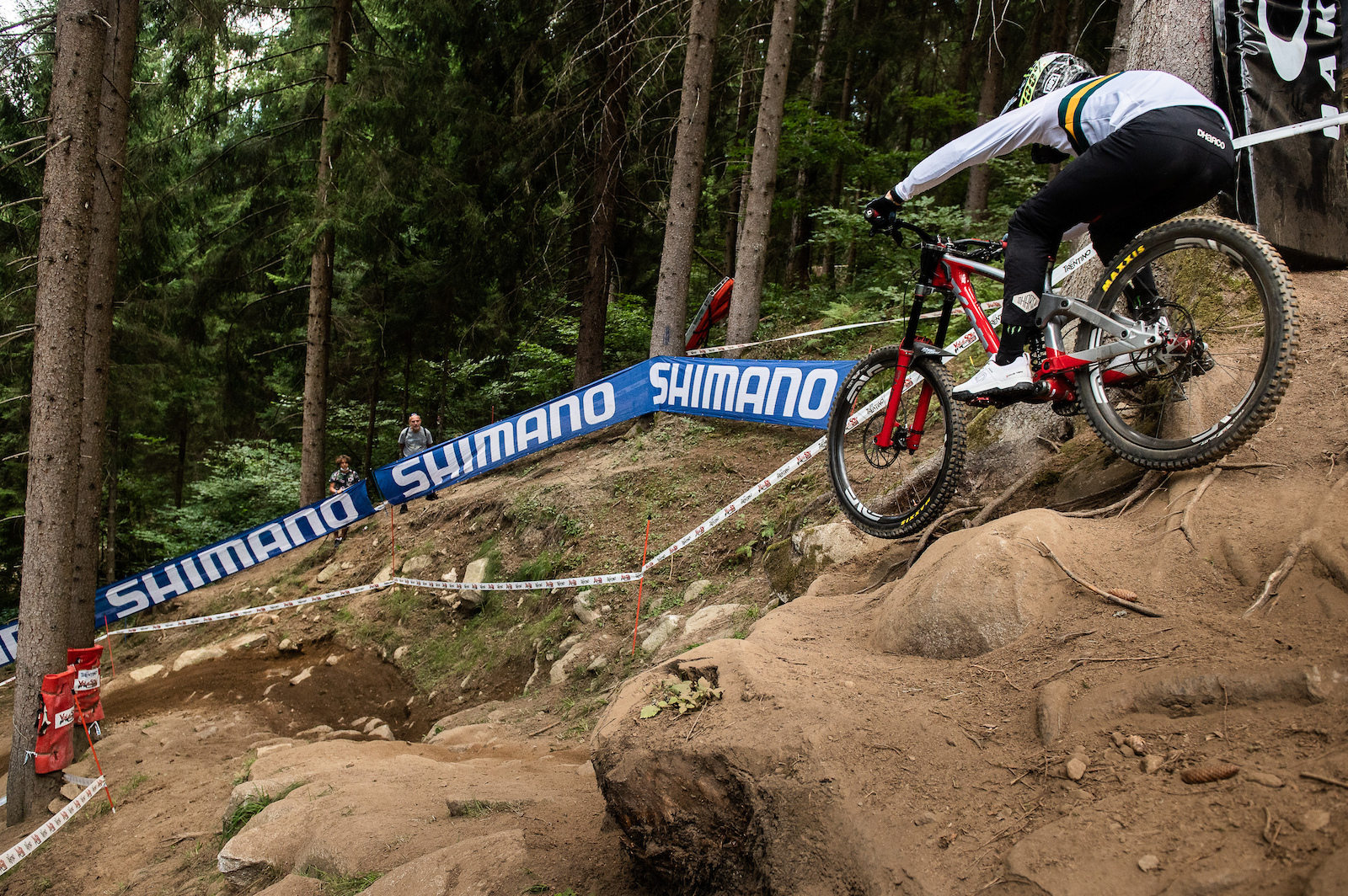 Val di Sole is steep and rough top to bottom and never lets up.