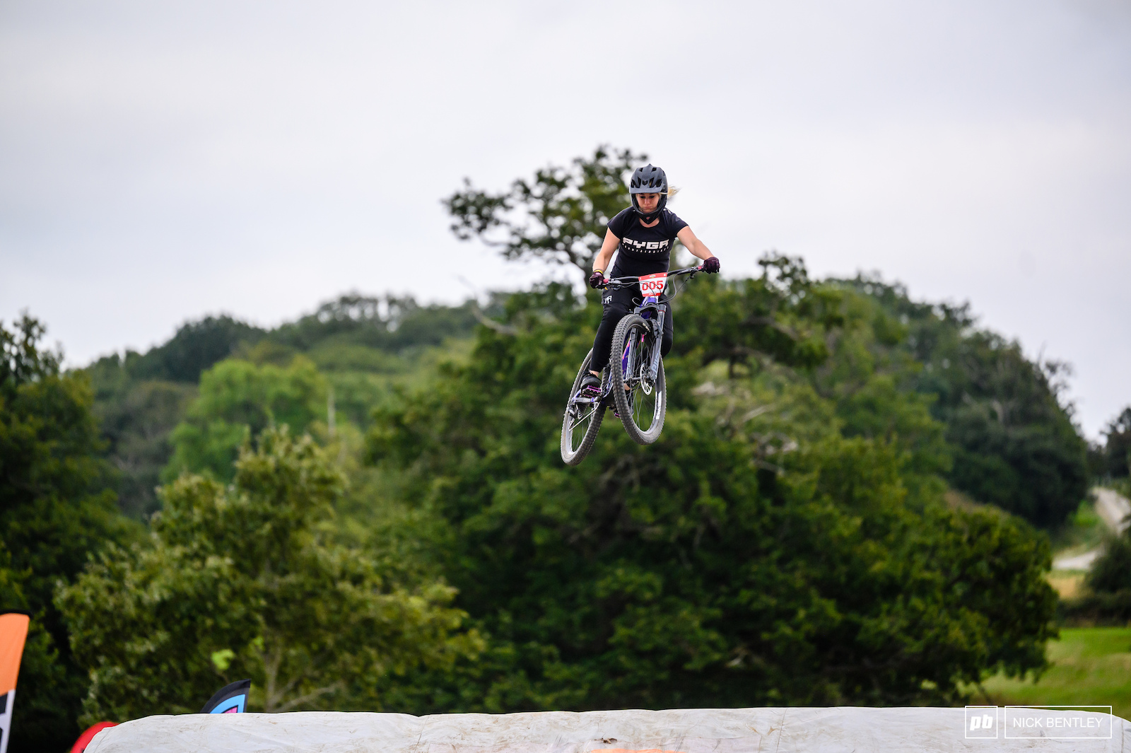 Suzanne Lacey sending it for the girls