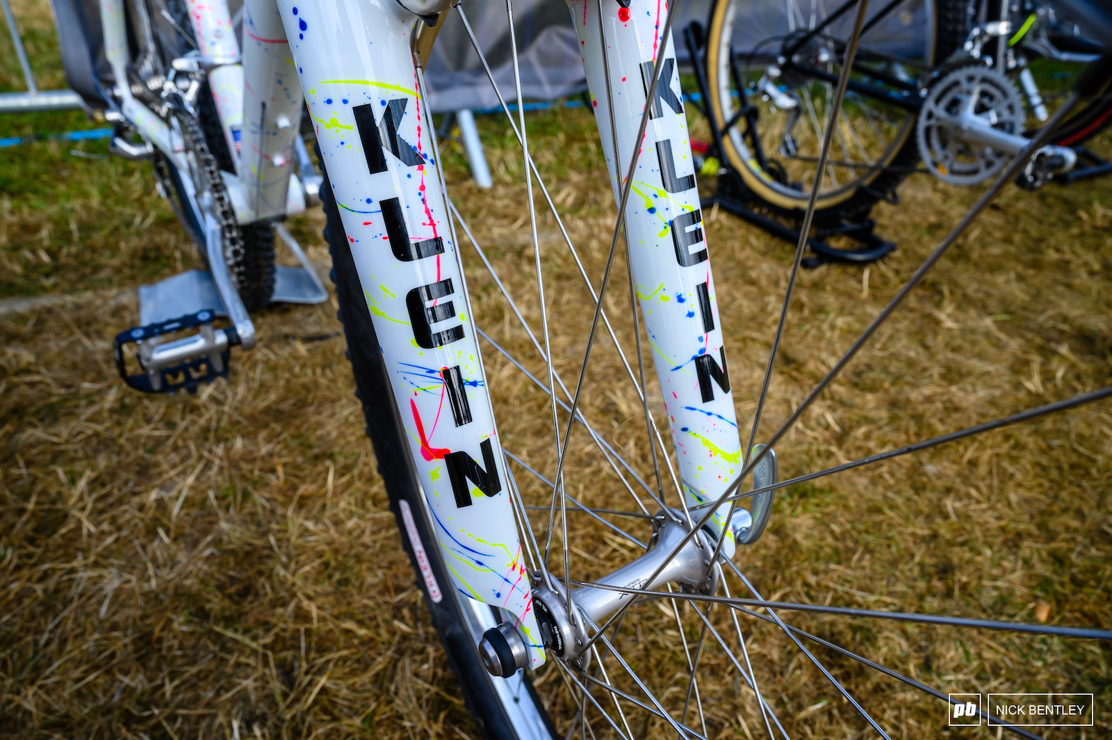 Fully rigid forks for this Klein