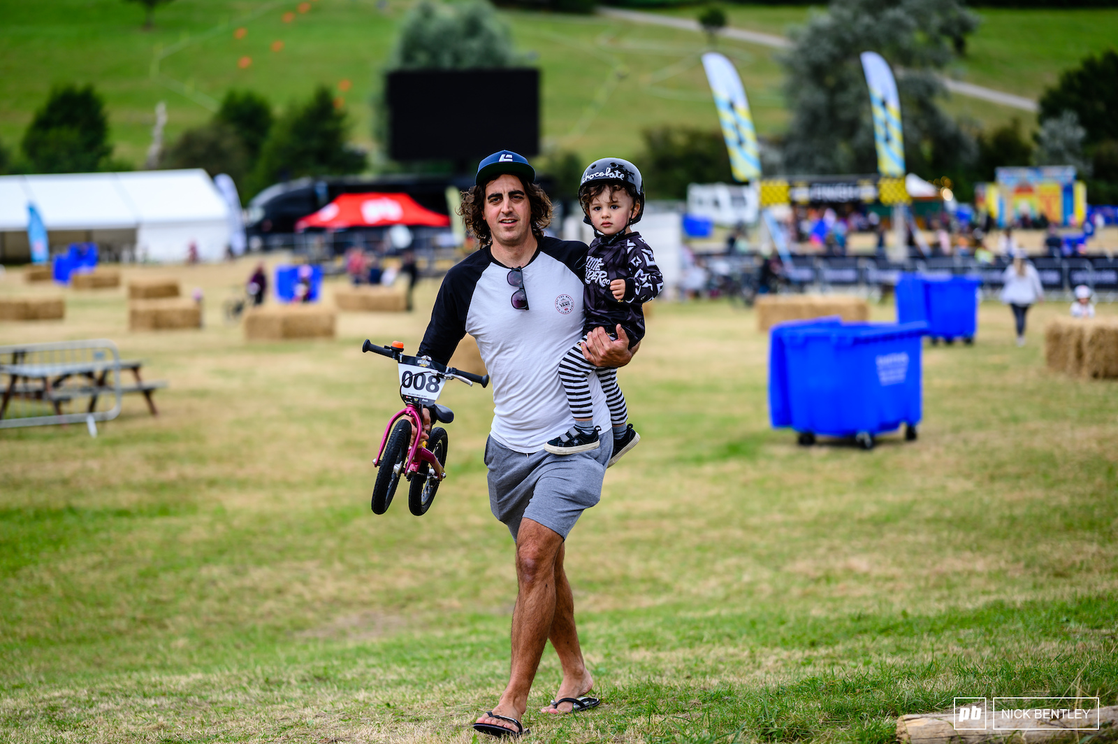 Families out racing together is what it s all about