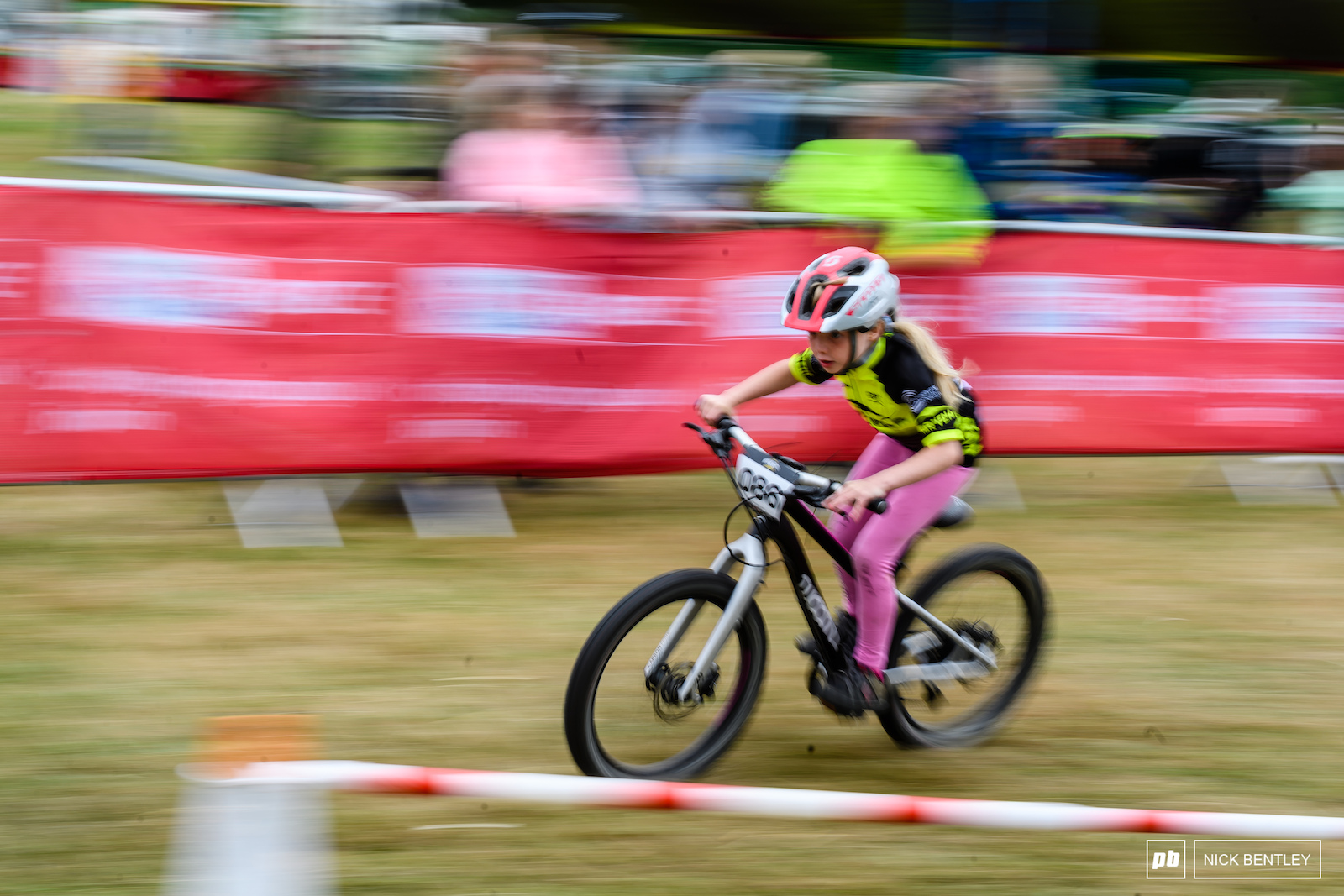 Good to see so many girls out racing