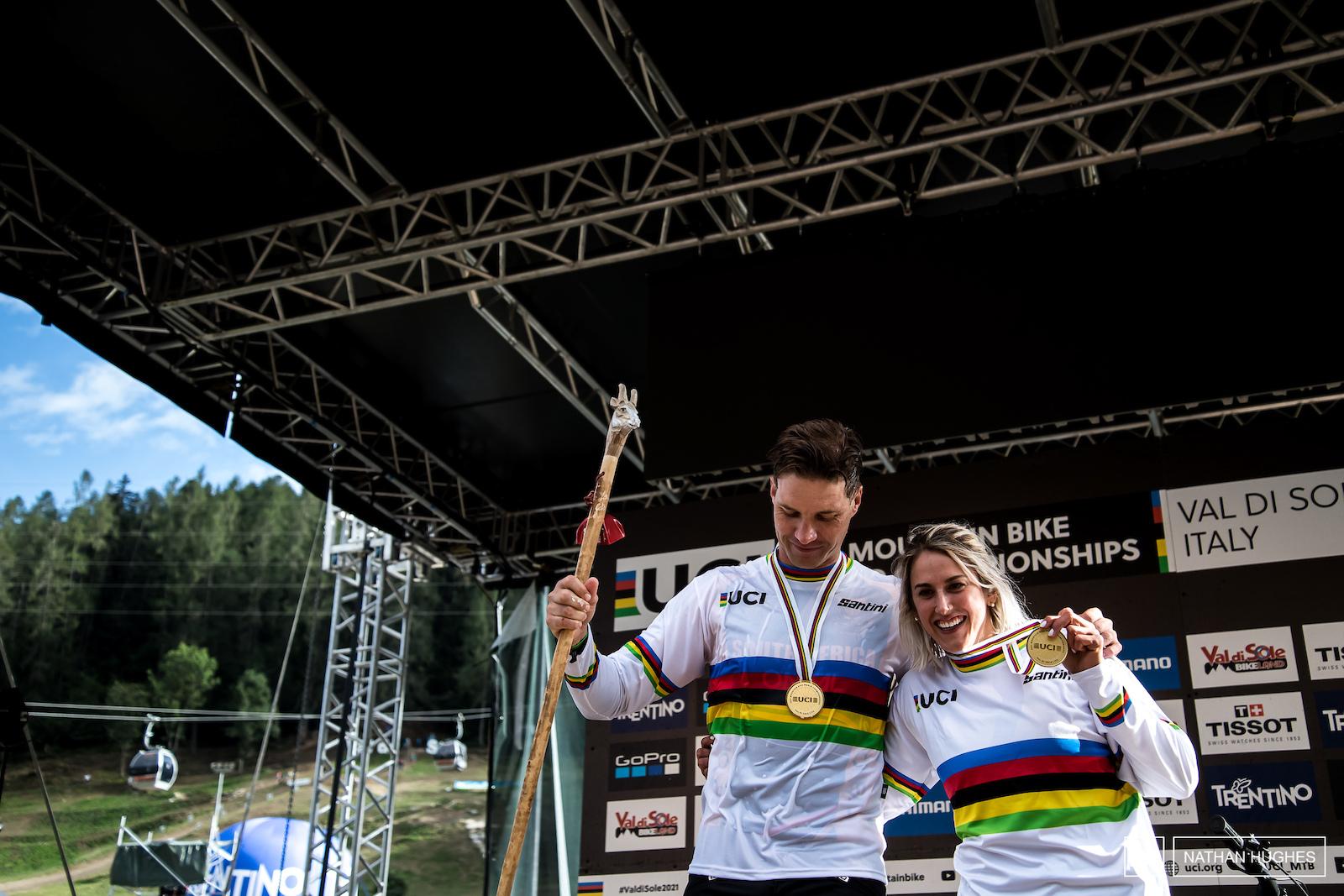 The new rainbow bearers headed into 2022.