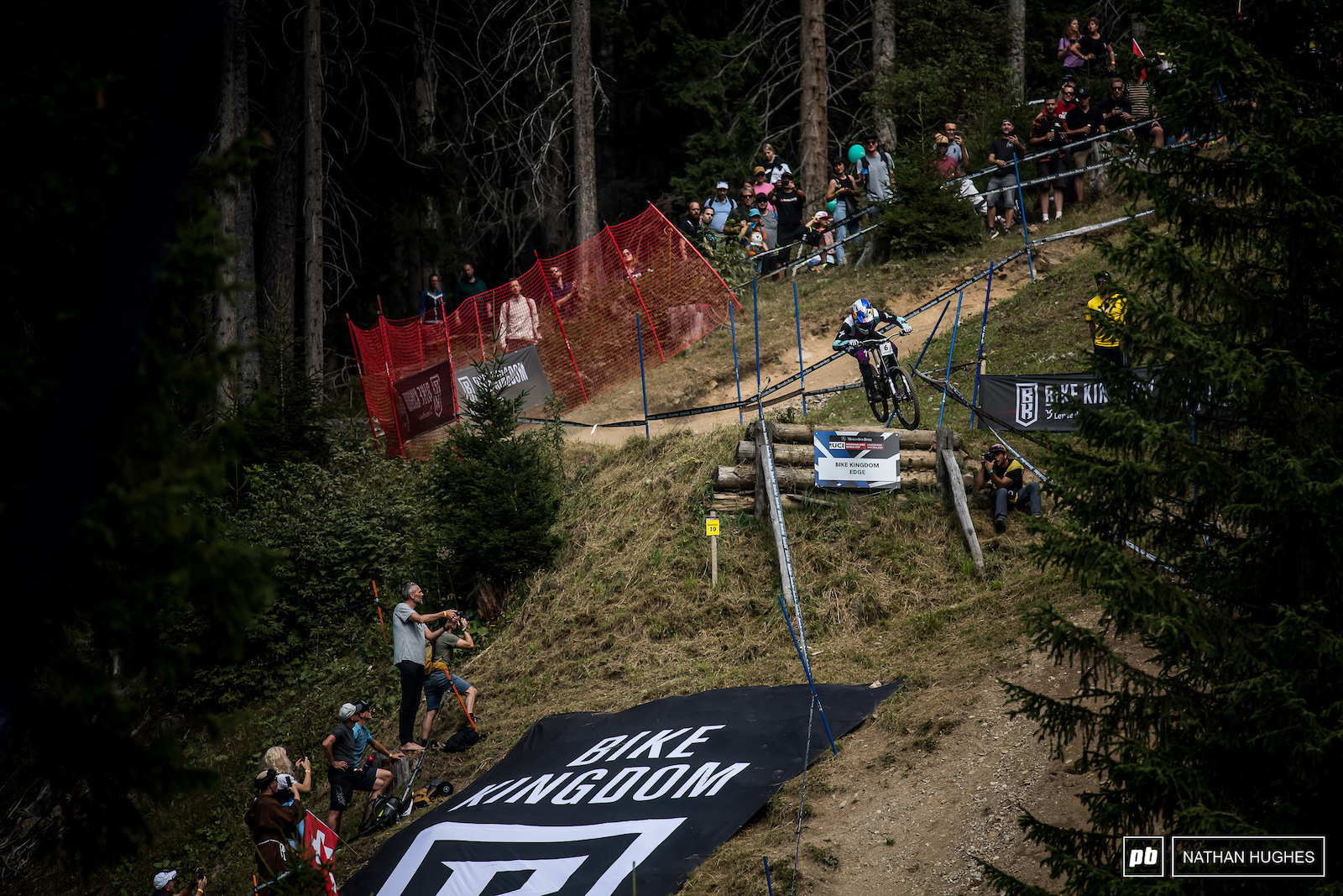 Loic Bruni bouncing back from his leg injury so fast with one heck of a run.