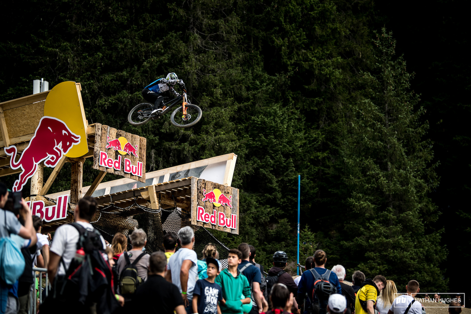 Danny Hart fought the good fight and missed out on the podium by just half a second.