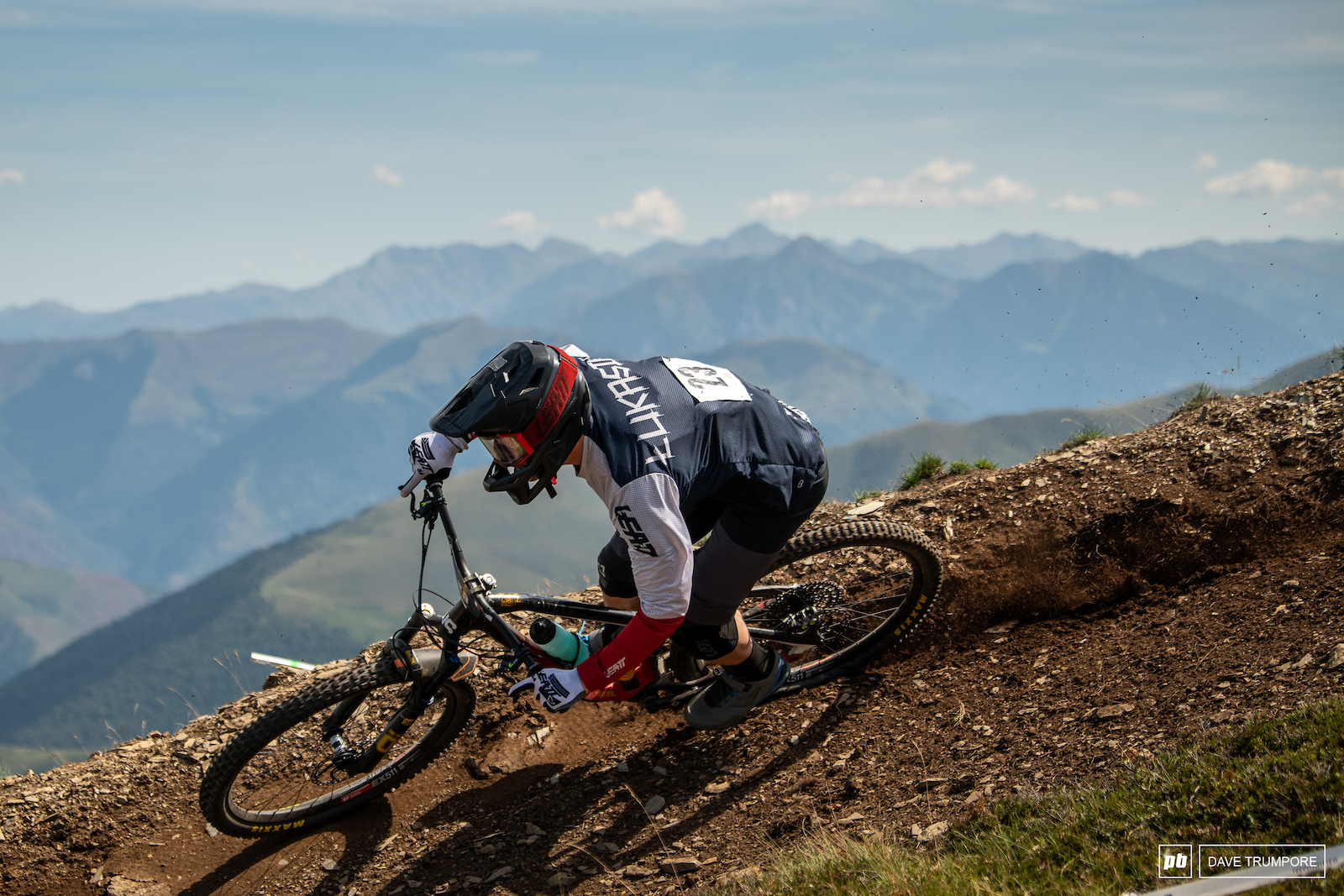 Remember Slawomir Lukasik s name because after his 7th place finish today we image we will be seeing much more of him