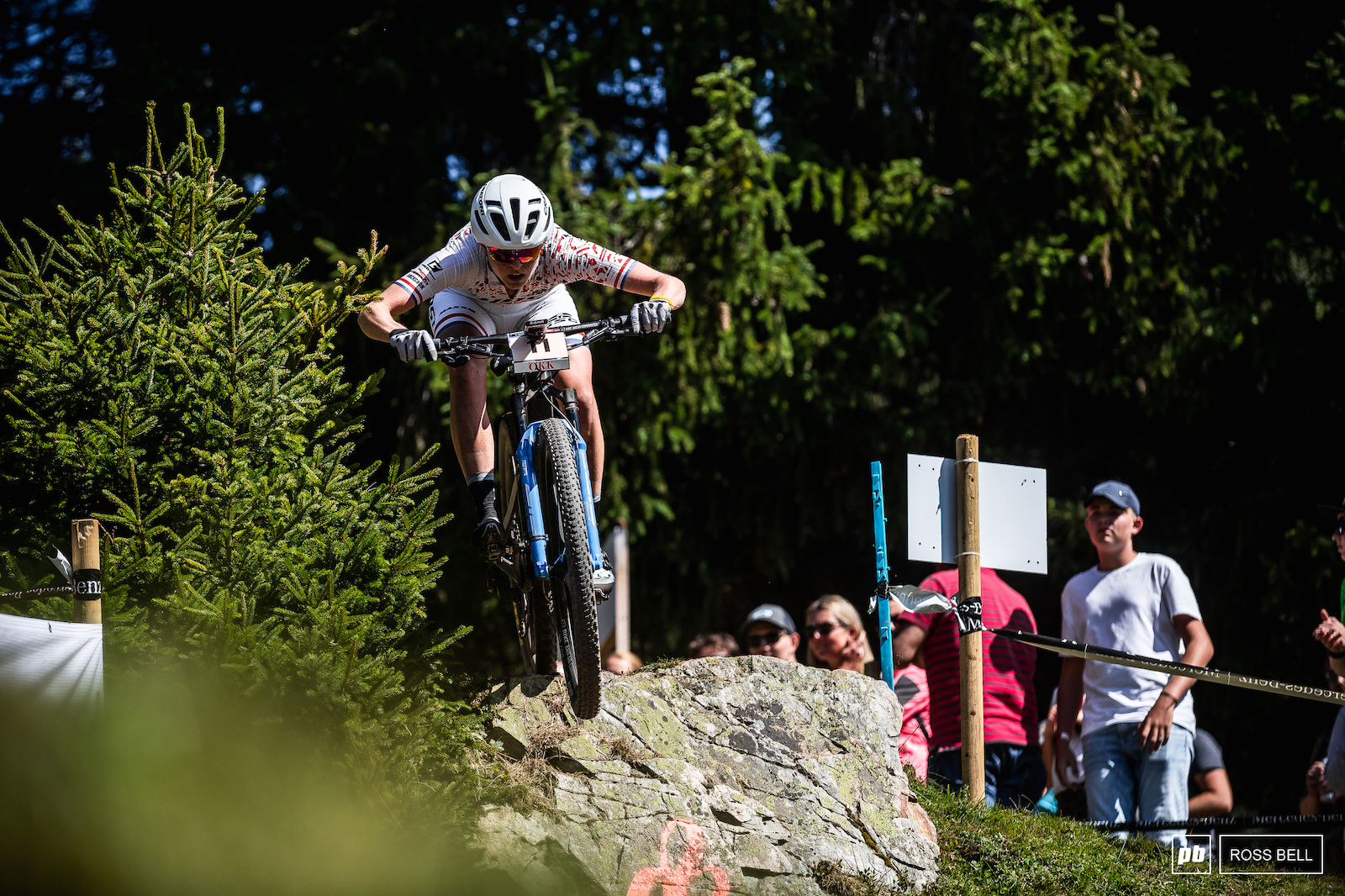 Anne Terpstra just missed out on the podium in 6th place.