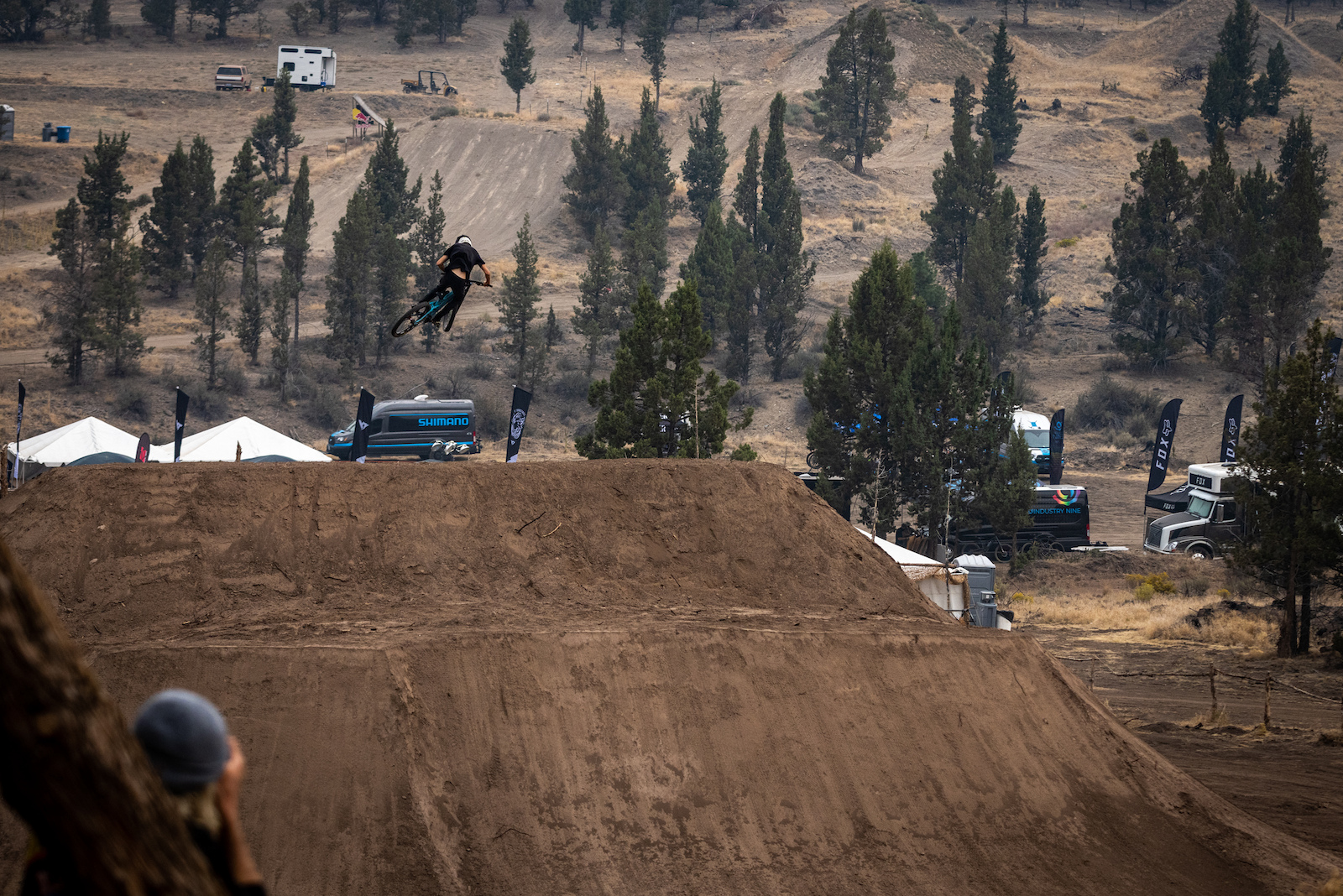Ryan is a local ripper from Bend Oregon - big smiles and ripping style.