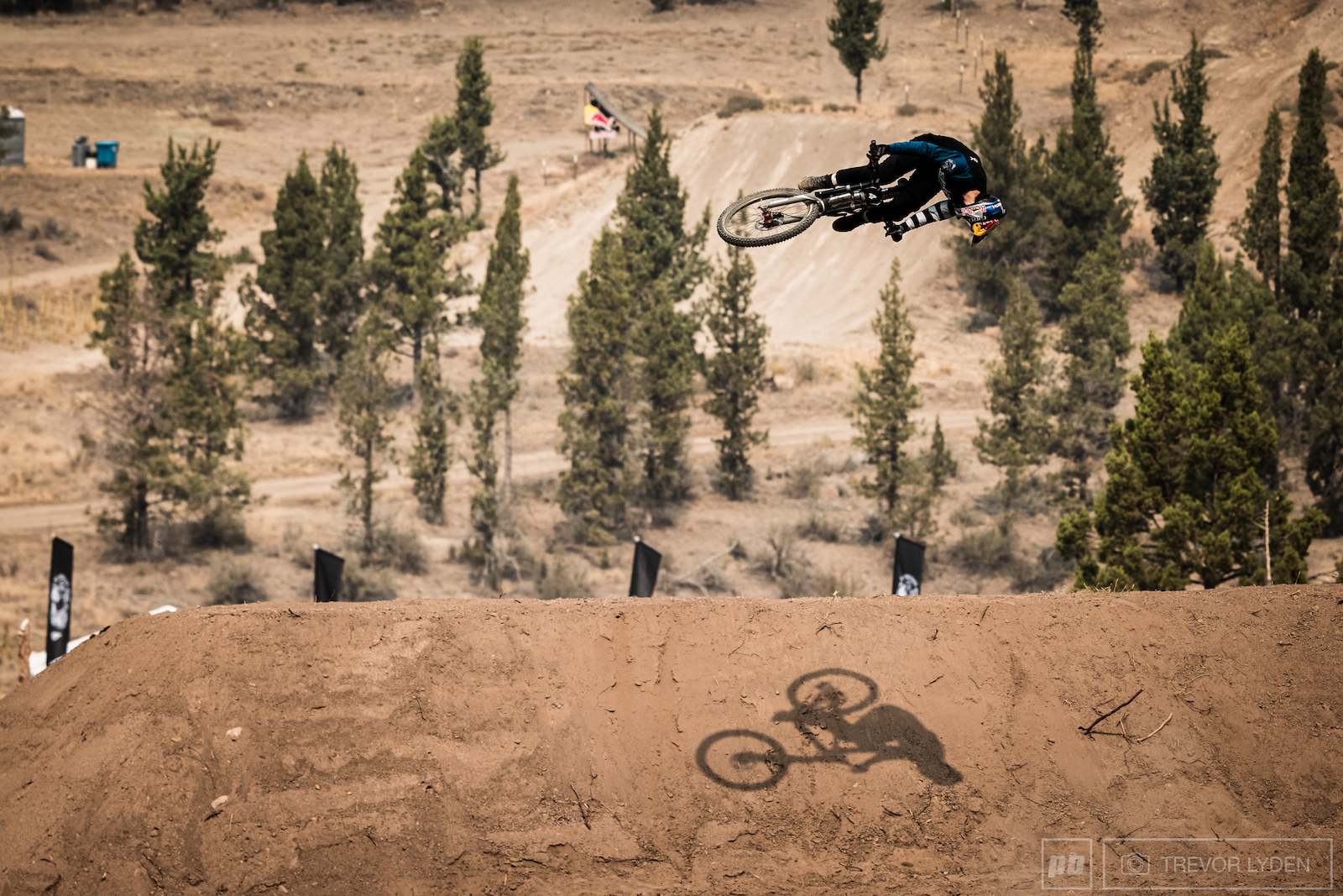 Carson s flat spin 360s are becoming a trademark for him.