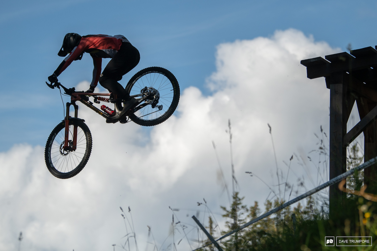 Remi Gauvin dropping in on Stage 2