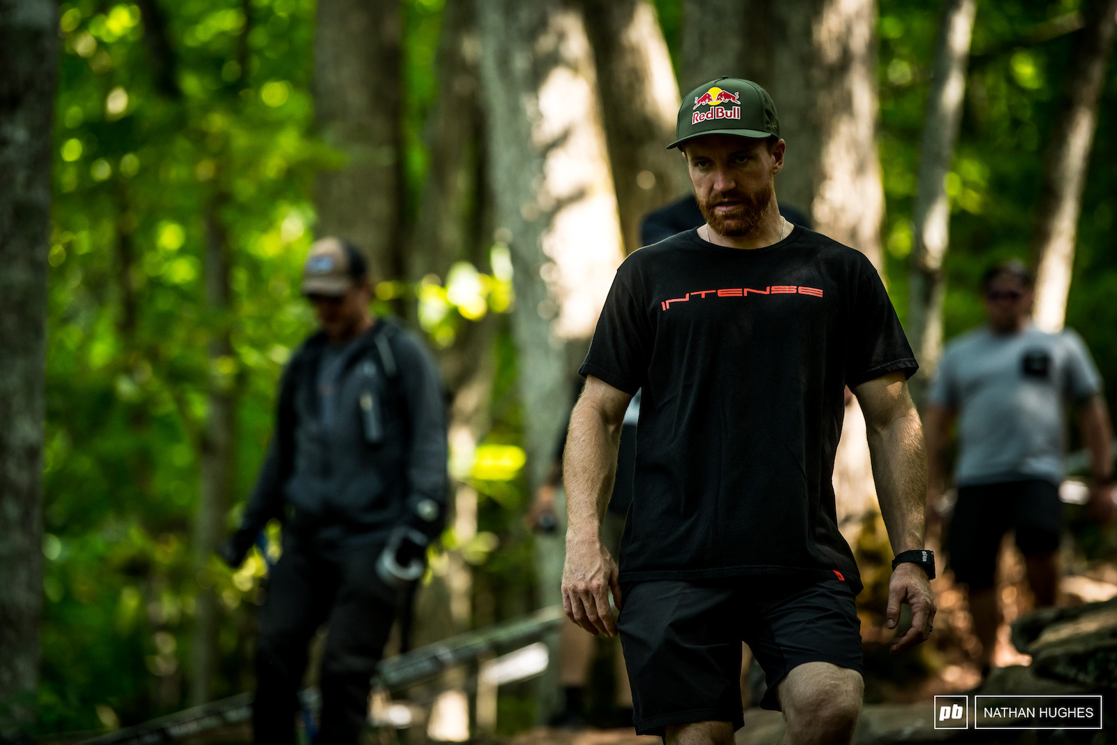 Back in the mix except not quite yet. Aaron Gwin will sit this one out and bide his time until 2022 for his comeback.