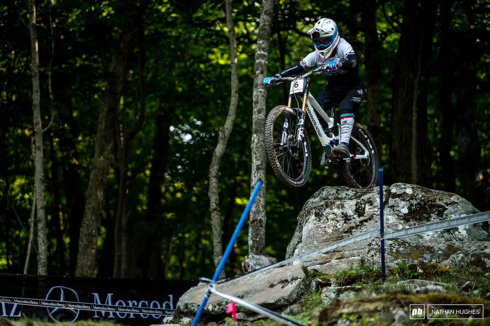 Ele Farina is looking rapid once ahain after recovering from her injured leg at Worlds.